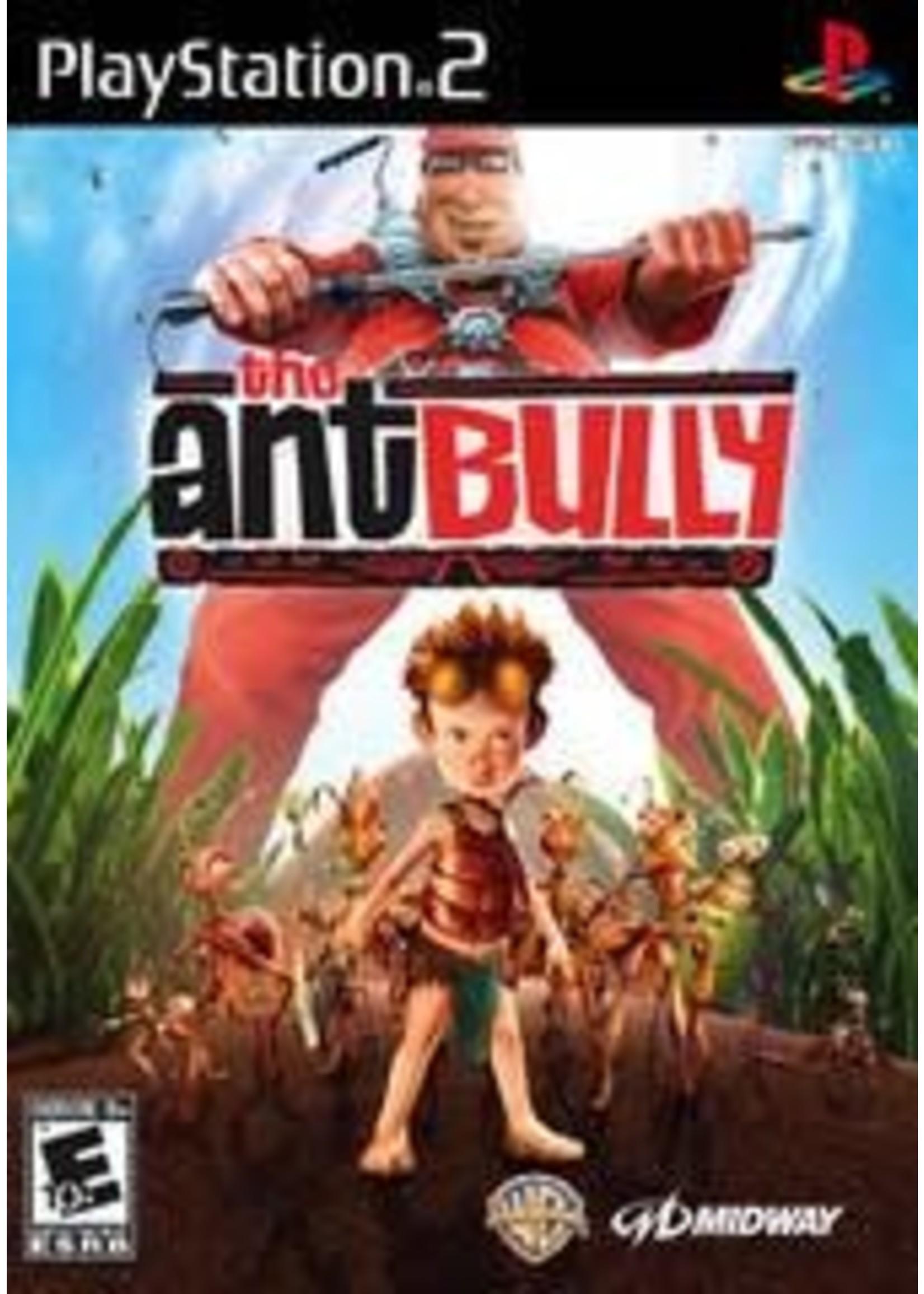Ant Bully Playstation 2