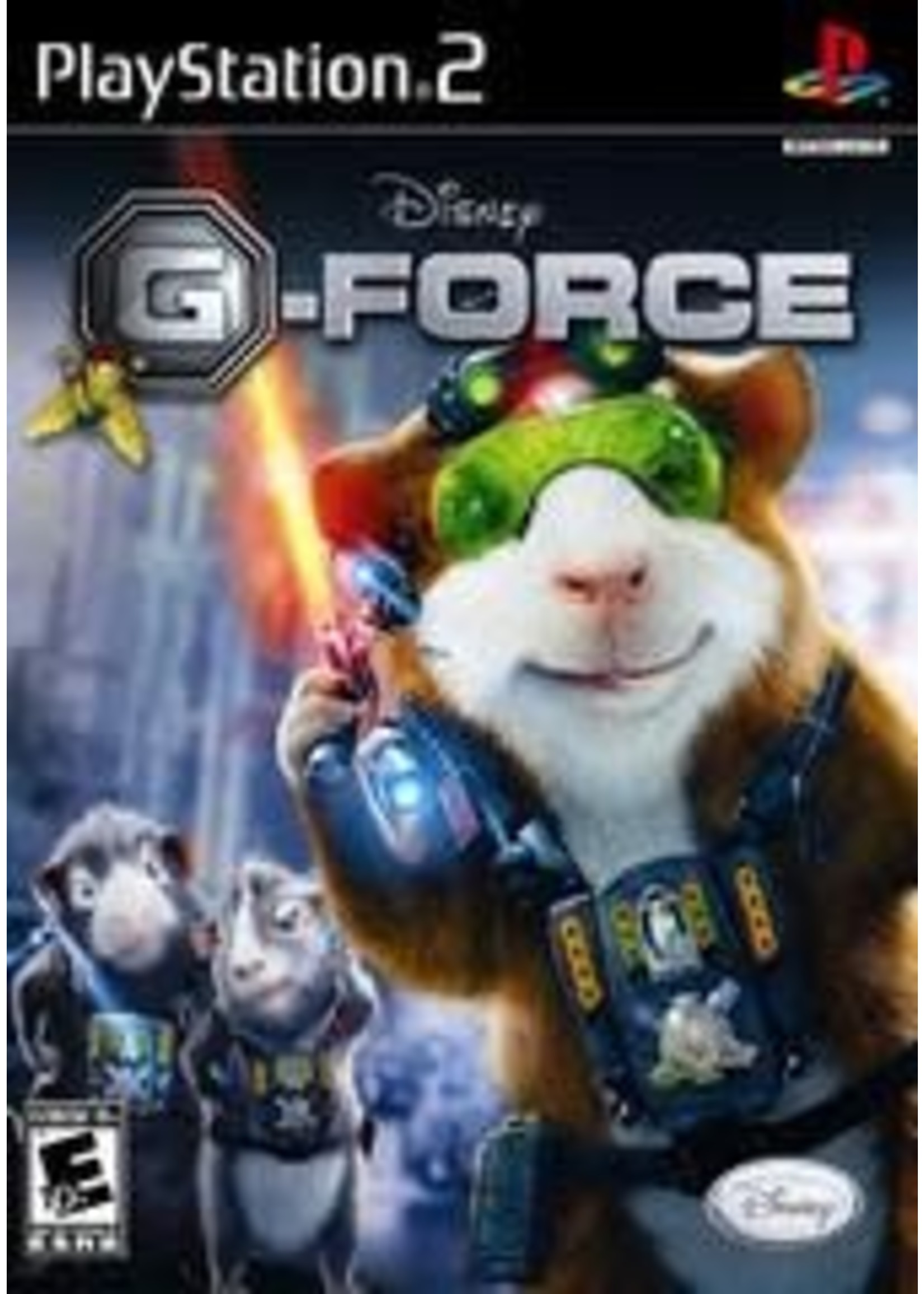 G-force - Playstation 2