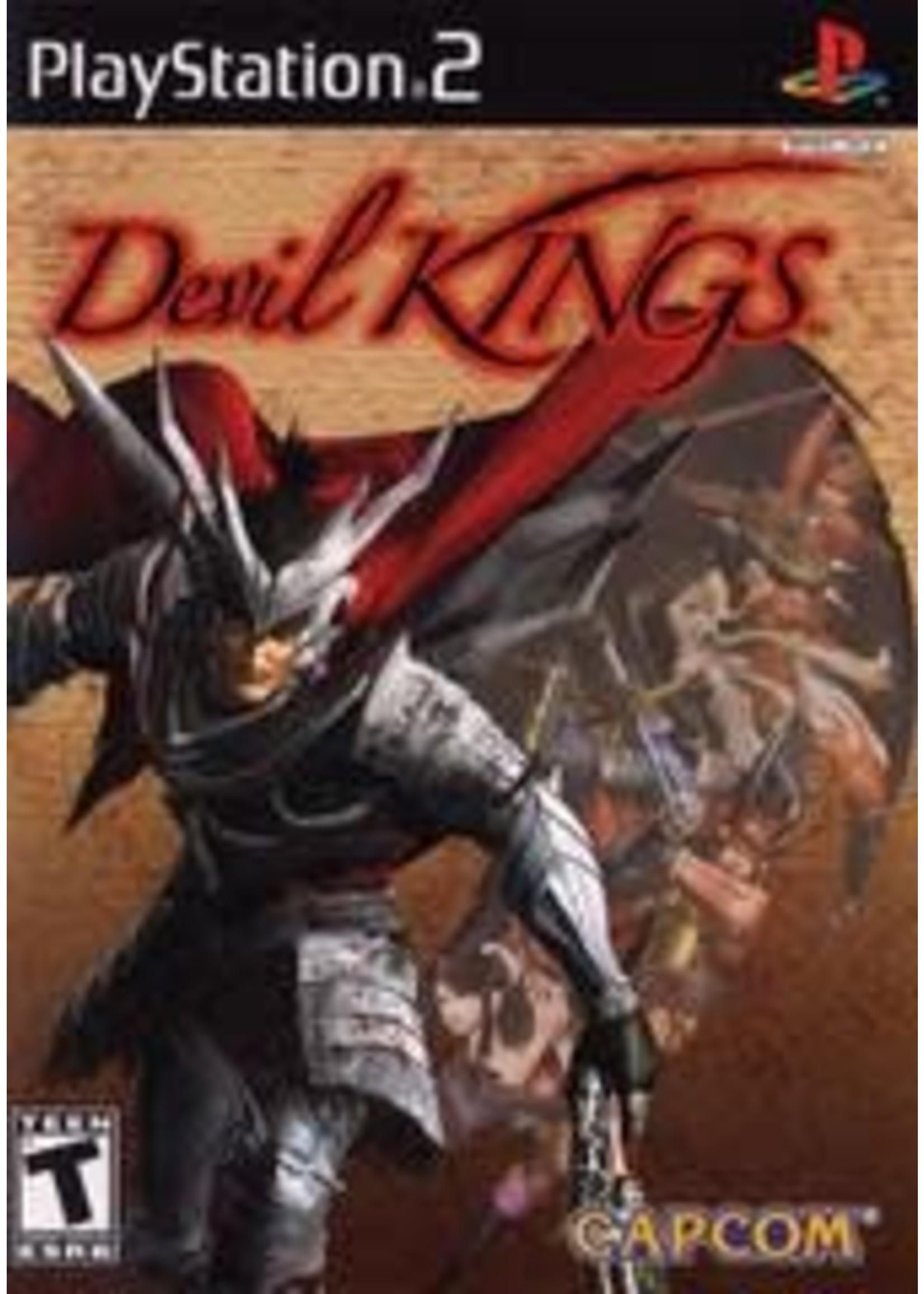 Devil Kings Playstation 2