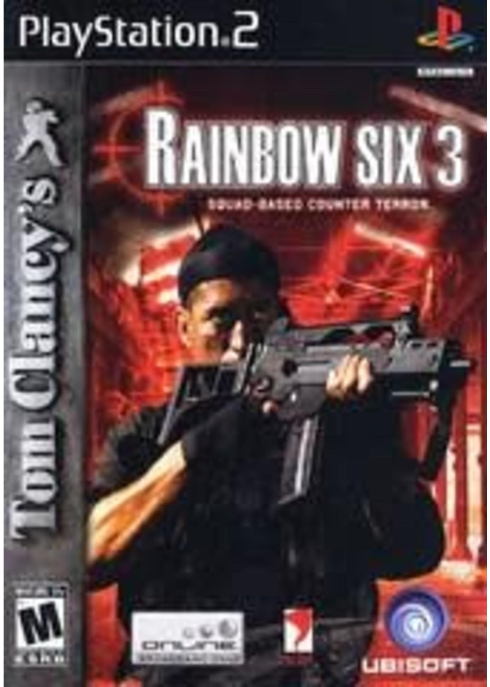 Rainbow Six 3 Playstation 2