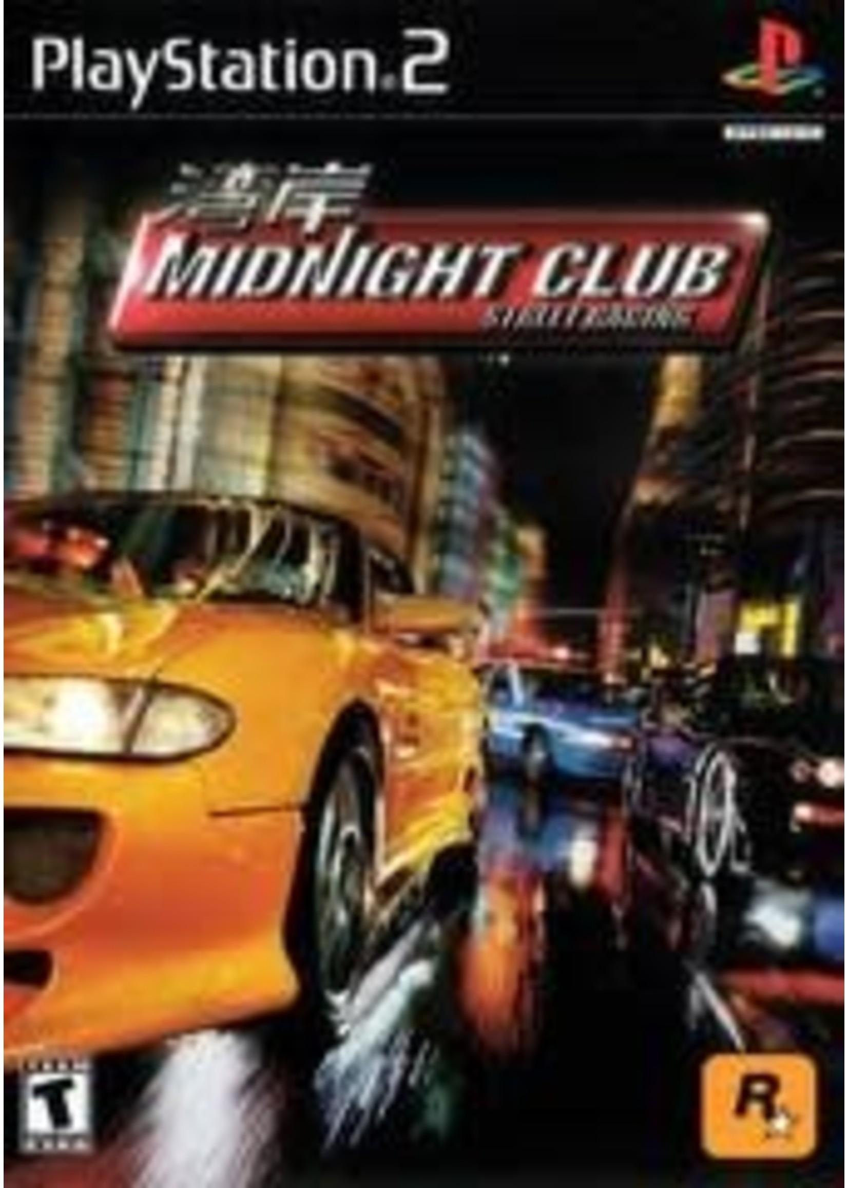 Midnight Club Street Racing Playstation 2