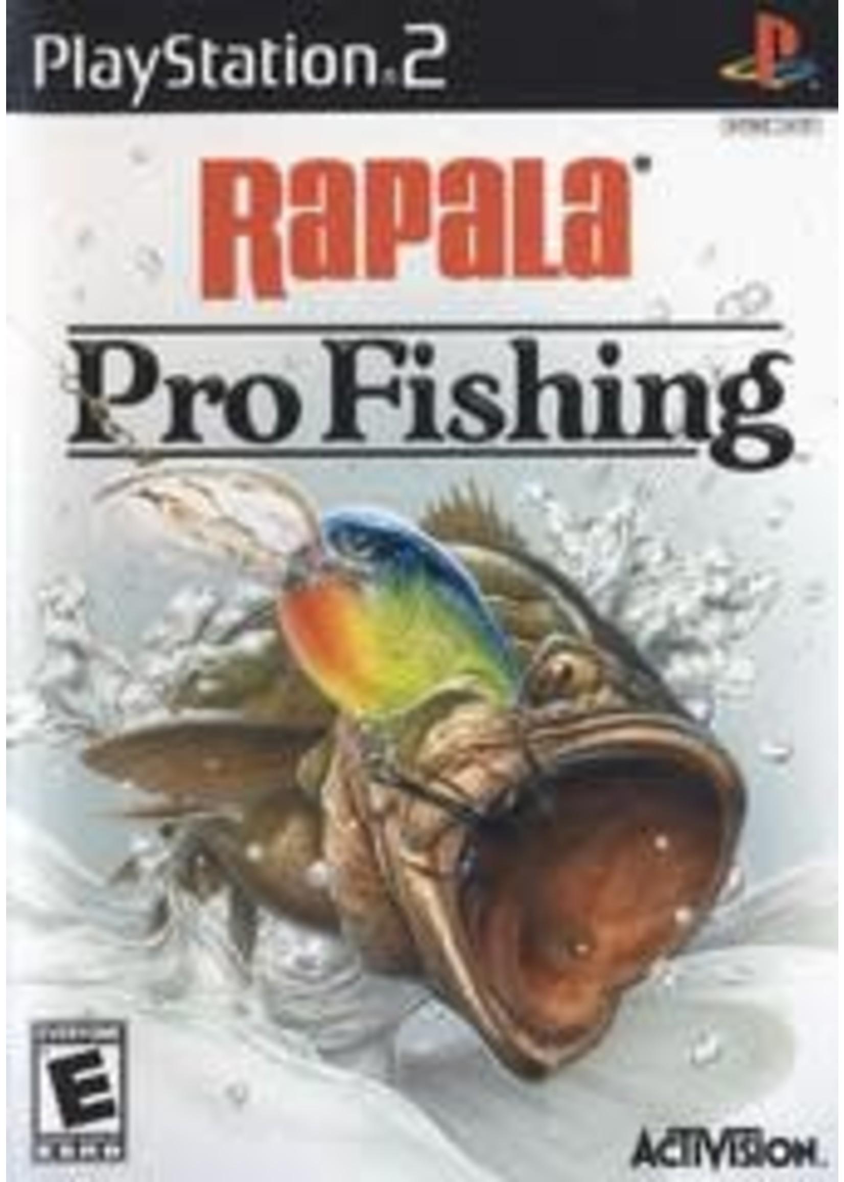 Rapala Pro Fishing Playstation 2