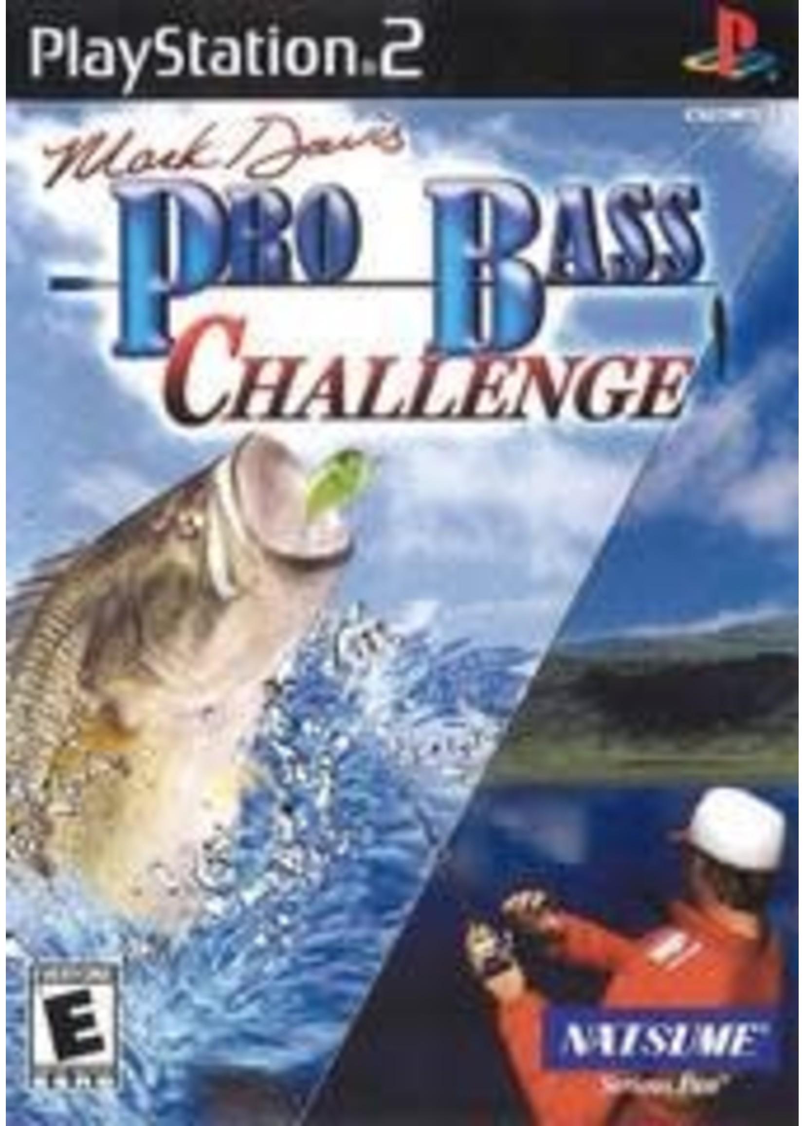 Mark Davis Pro Bass Challenge Playstation 2
