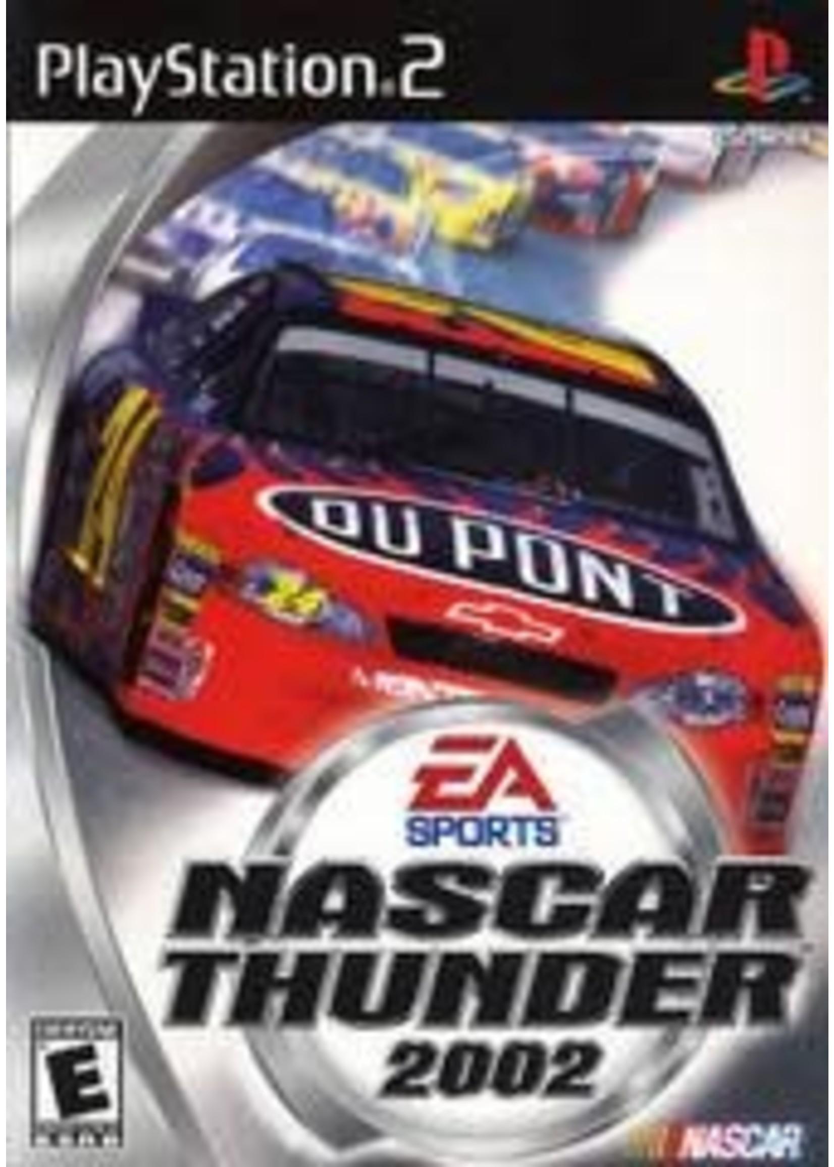 NASCAR Thunder 2002 Playstation 2