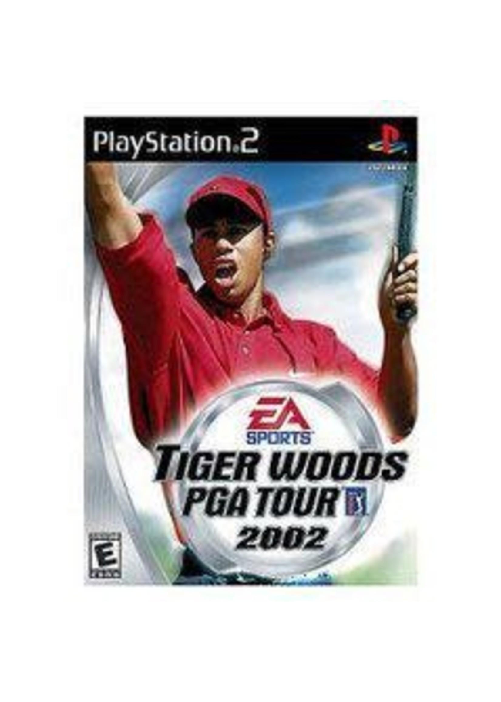 Tiger Woods 2002 Playstation 2