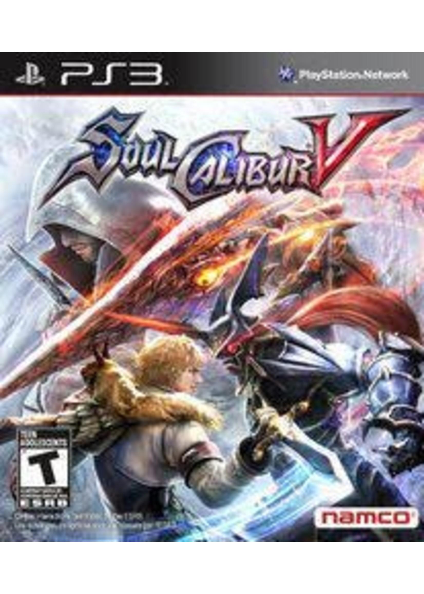 Soul Calibur V Playstation 3