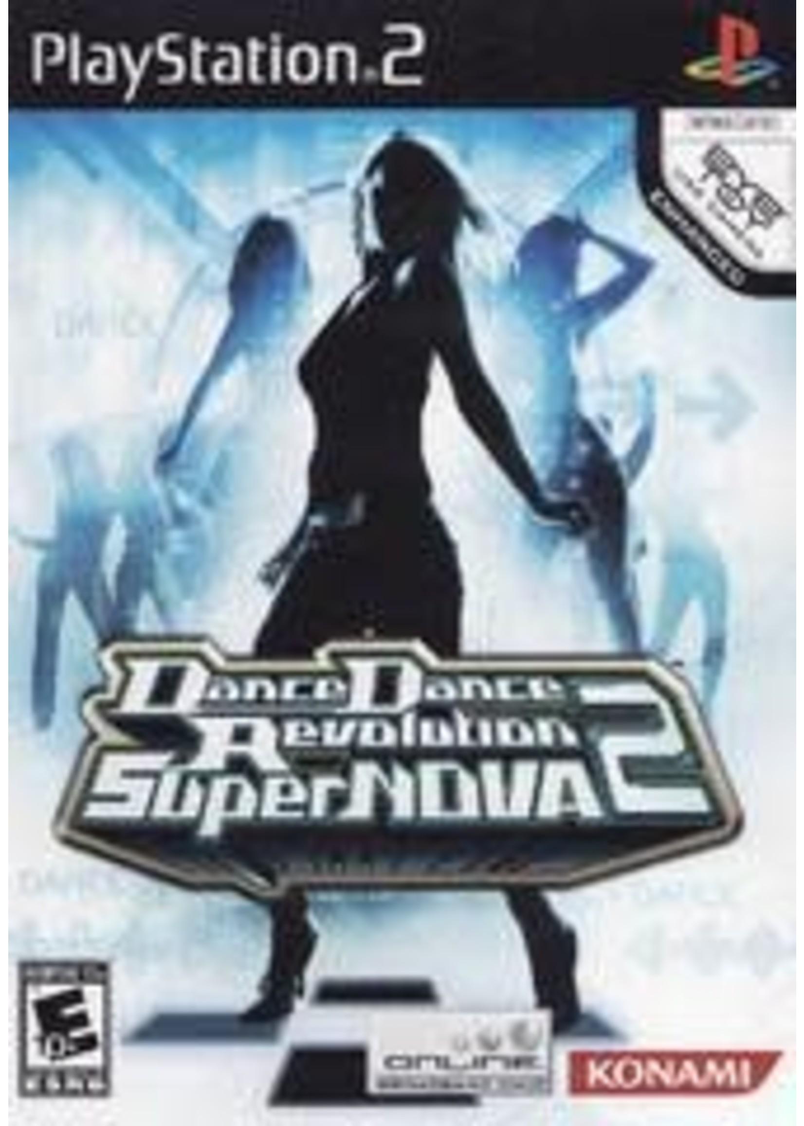 Dance Dance Revolution SuperNova 2 Playstation 2