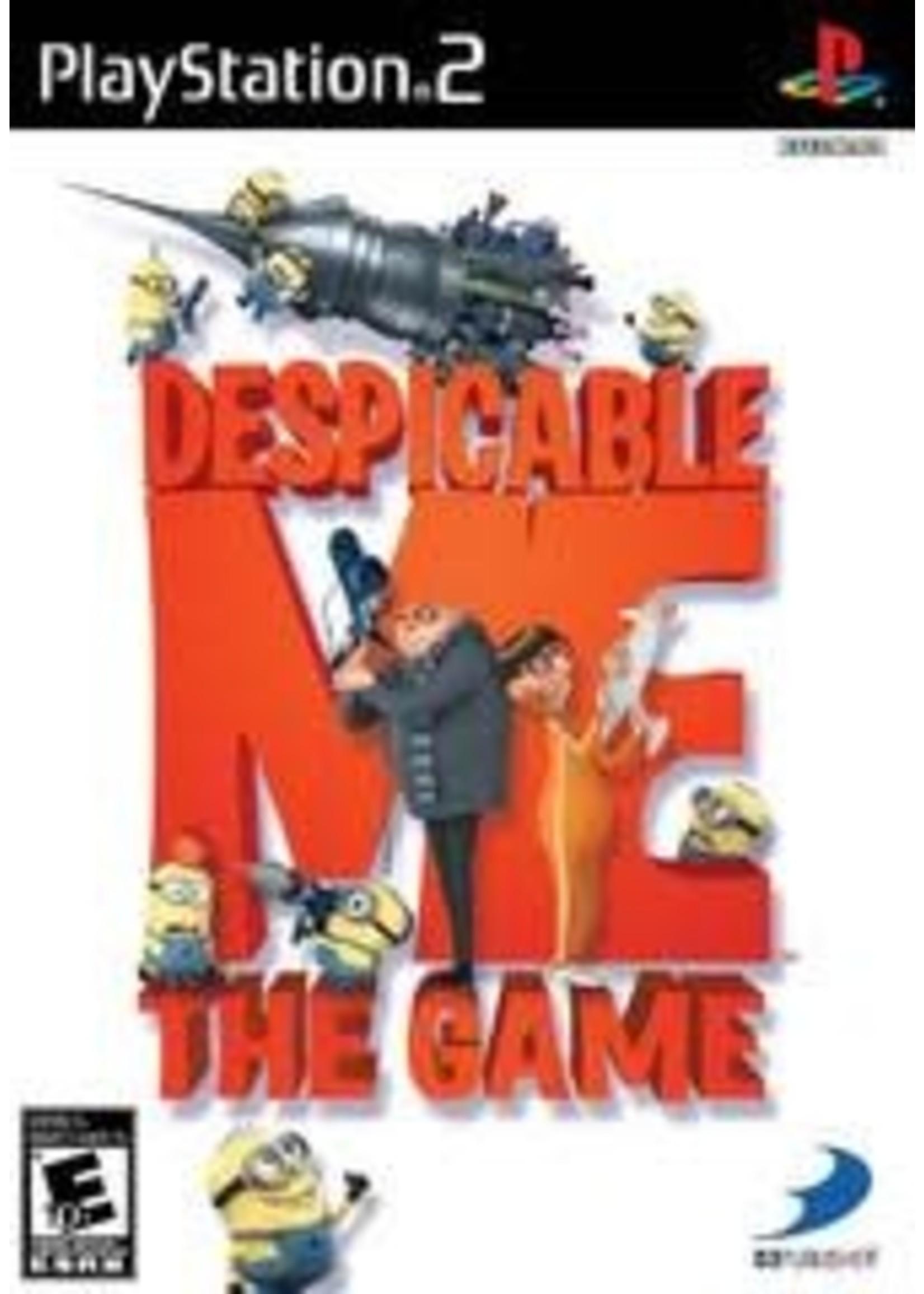 Despicable Me Playstation 2