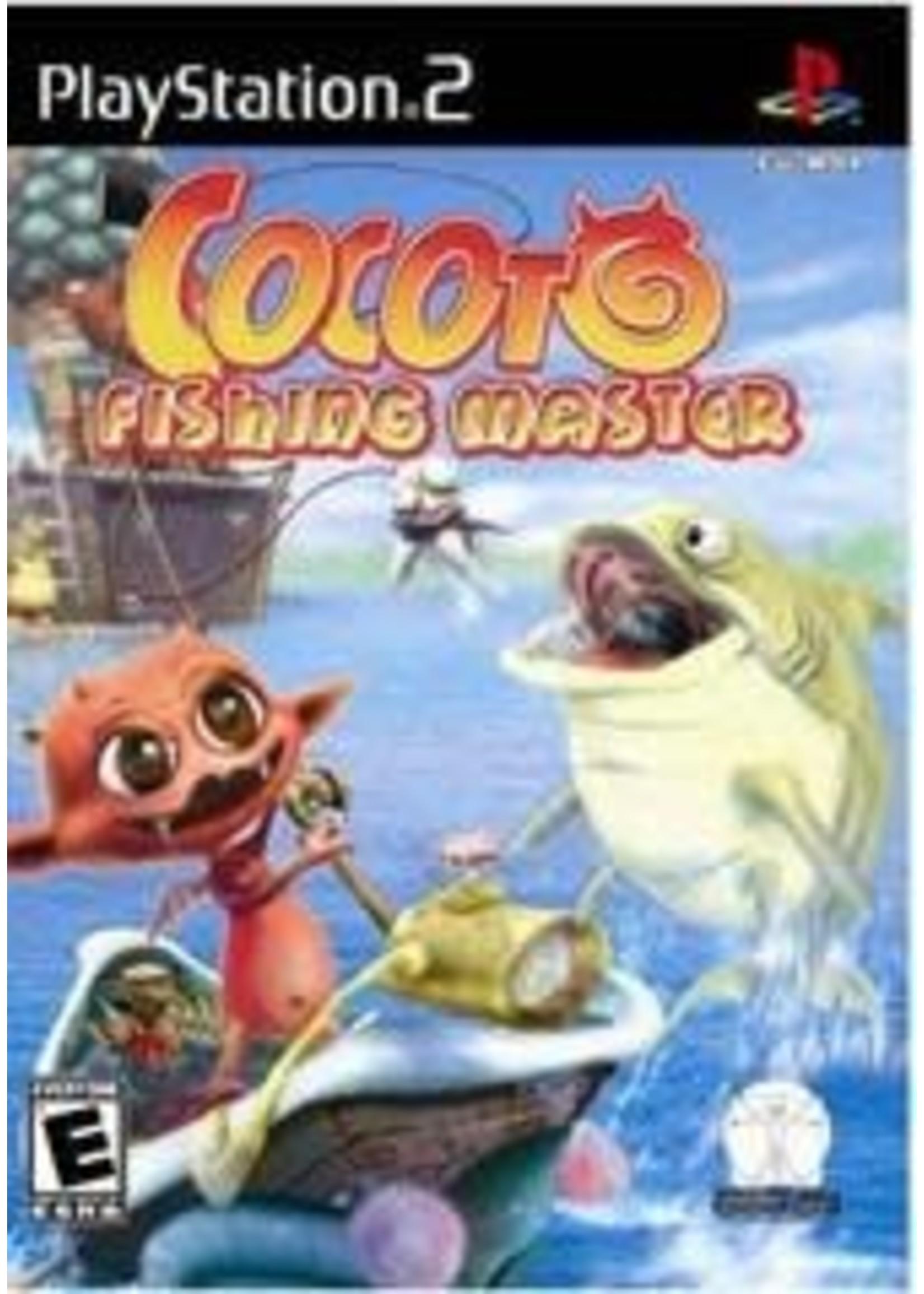 Cocoto Fishing Master Playstation 2