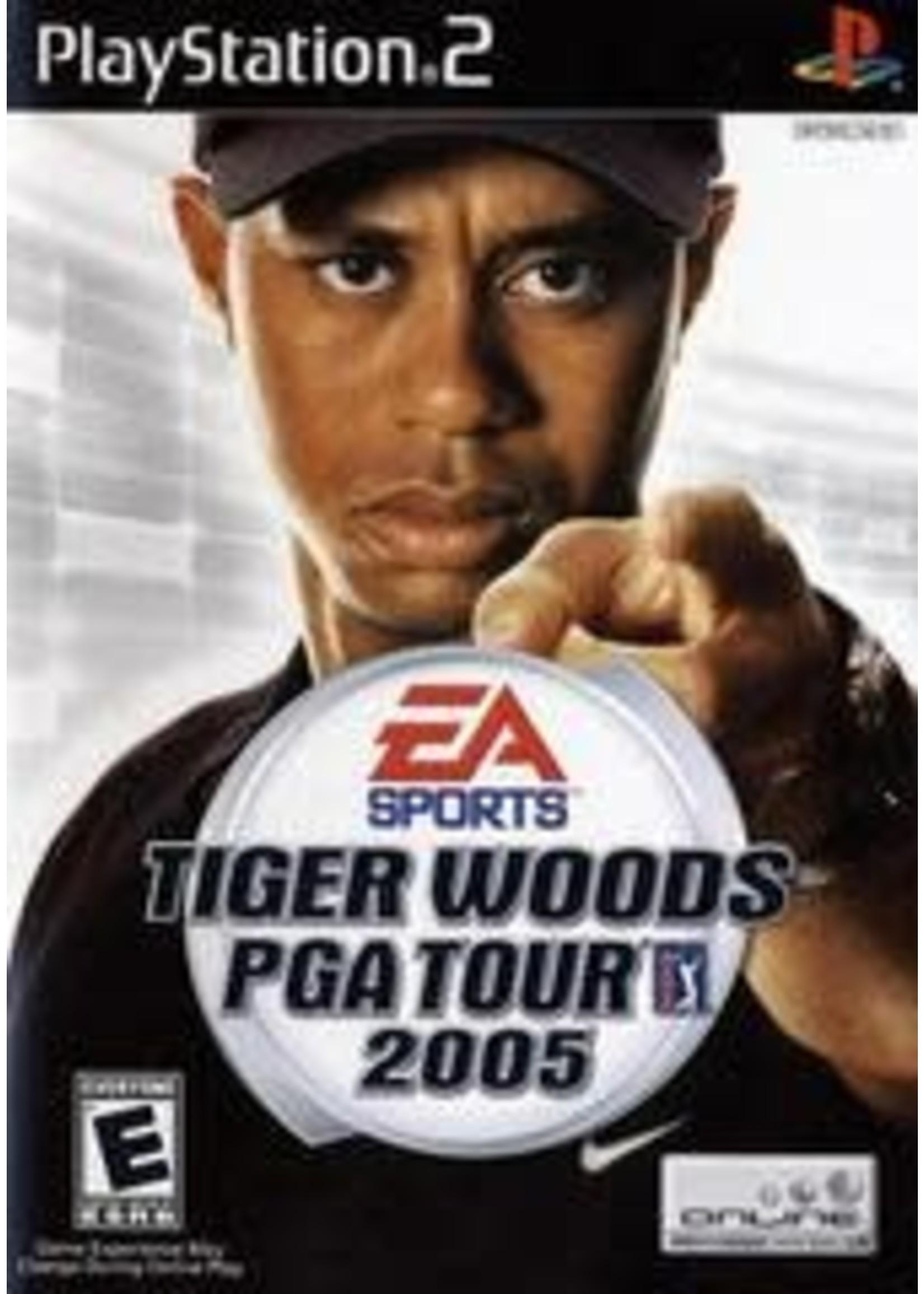 Tiger Woods 2005 Playstation 2
