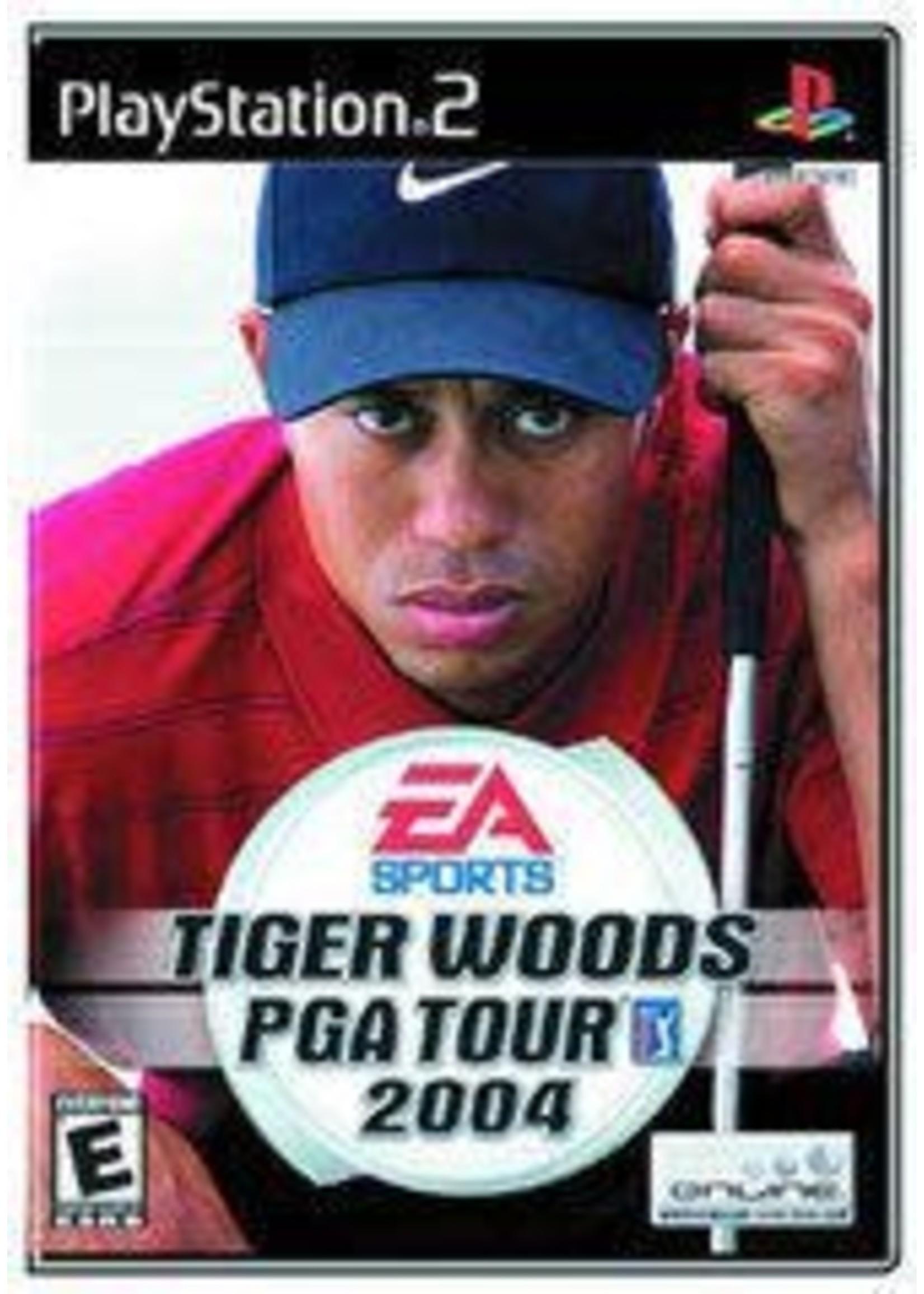 Tiger Woods 2004 Playstation 2