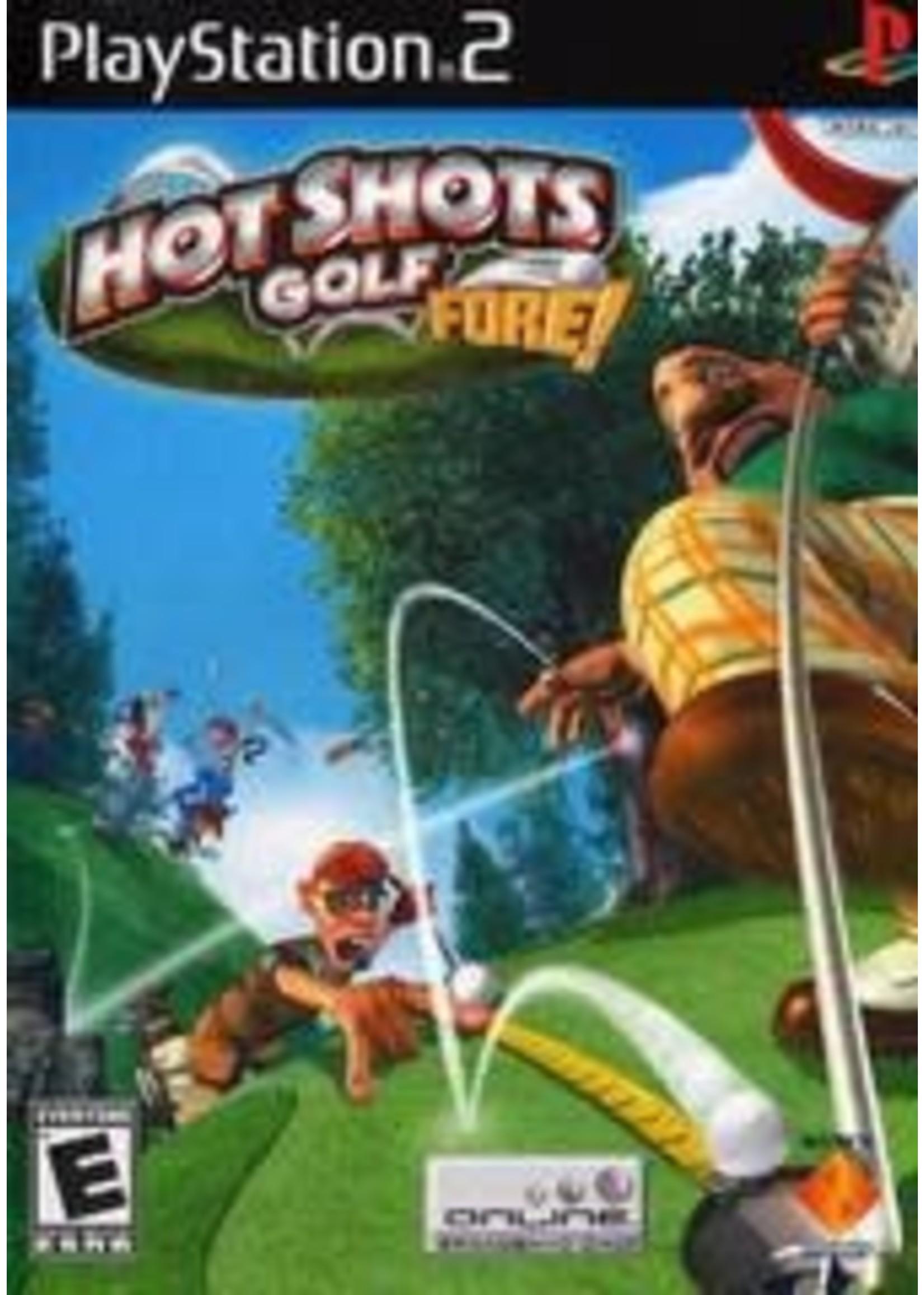 Hot Shots Golf Fore Playstation 2