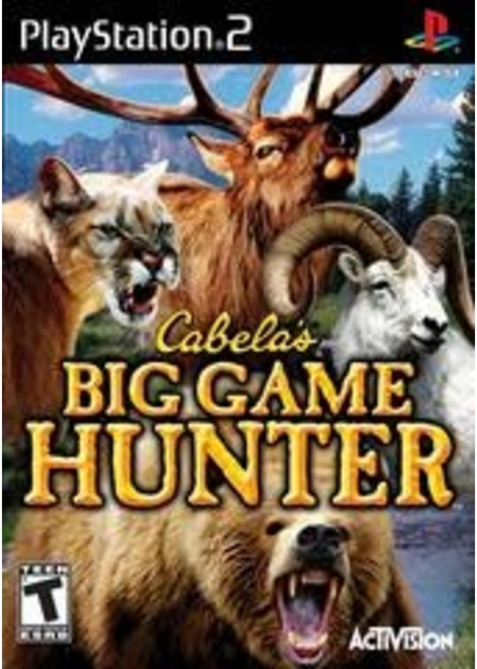 Cabela's Big Game Hunter 2008 Playstation 2