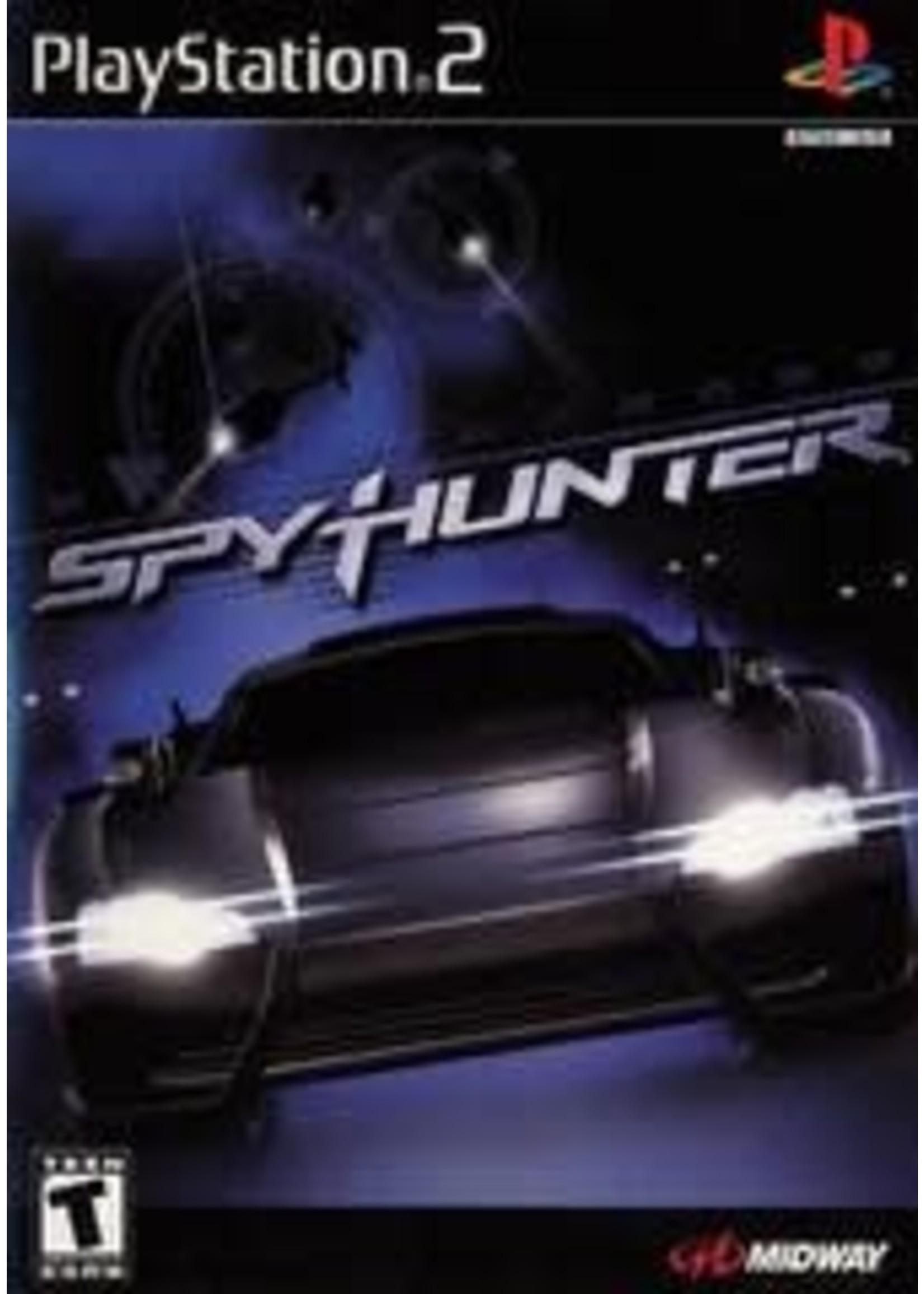 Spy Hunter Playstation 2