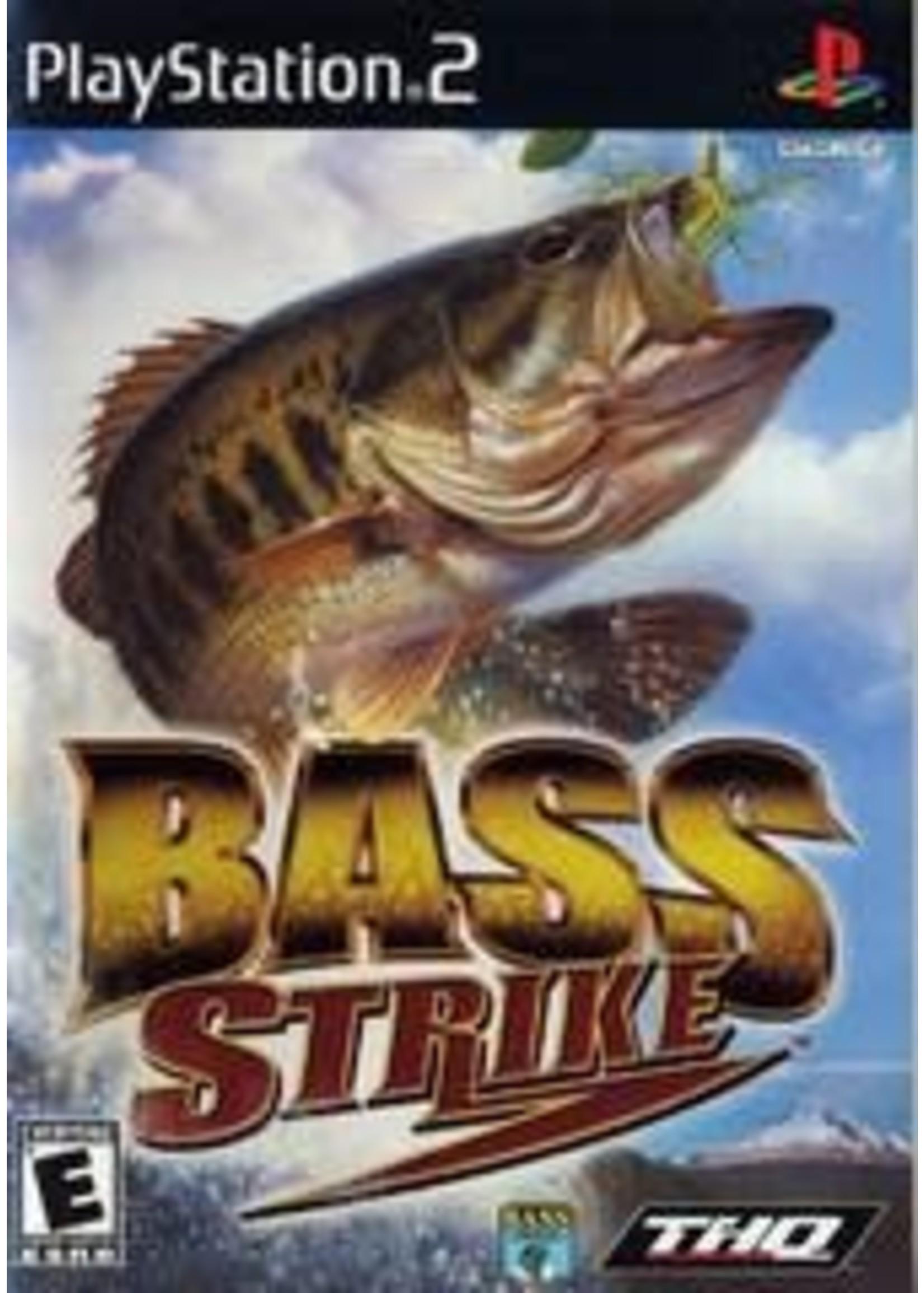 Bass Strike Playstation 2