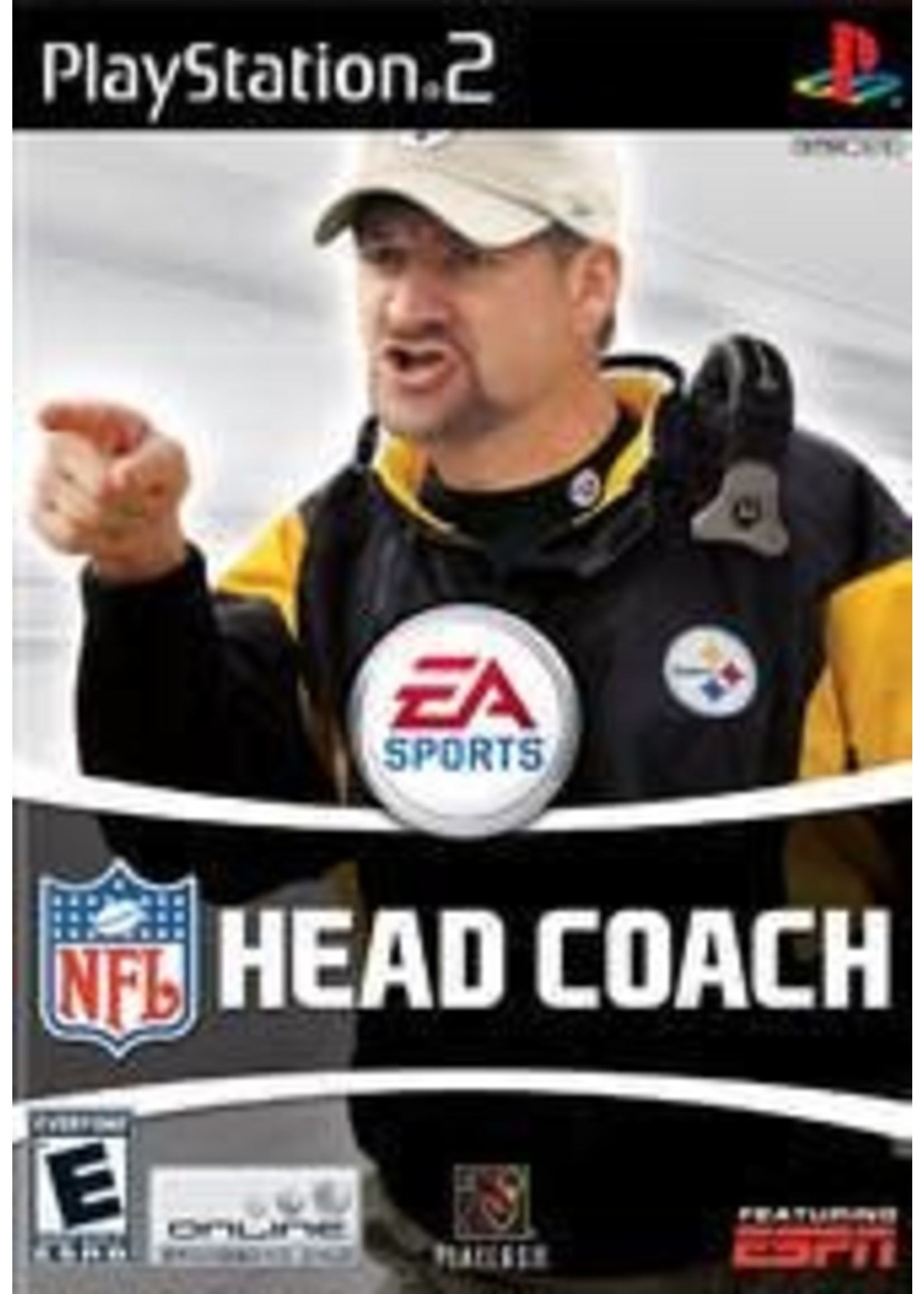 NFL Head Coach Playstation 2