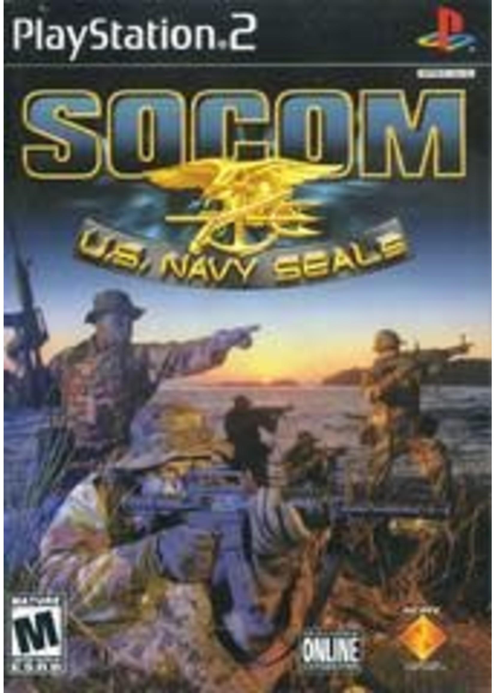 SOCOM US Navy Seals Playstation 2