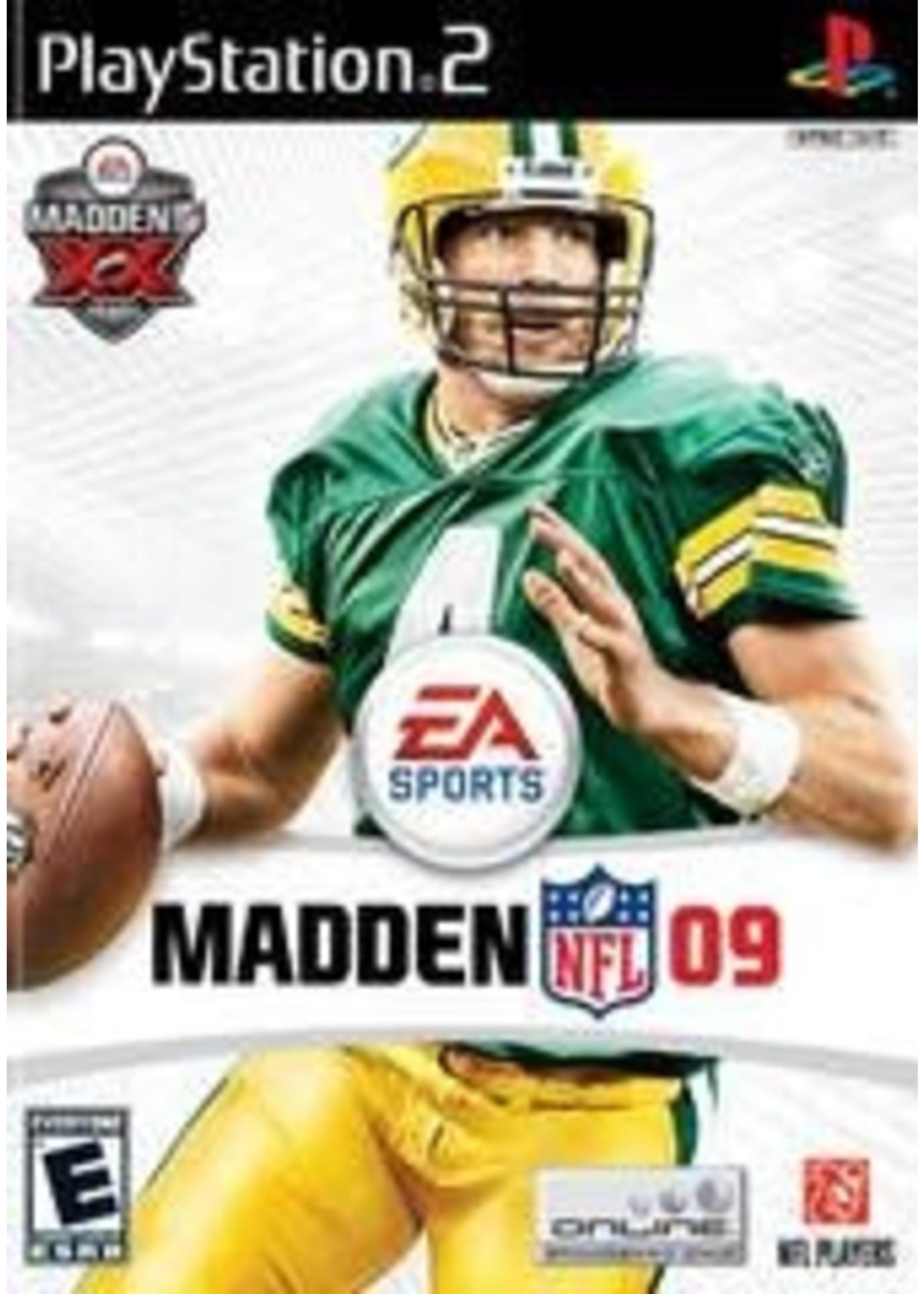 Madden 2009 Playstation 2