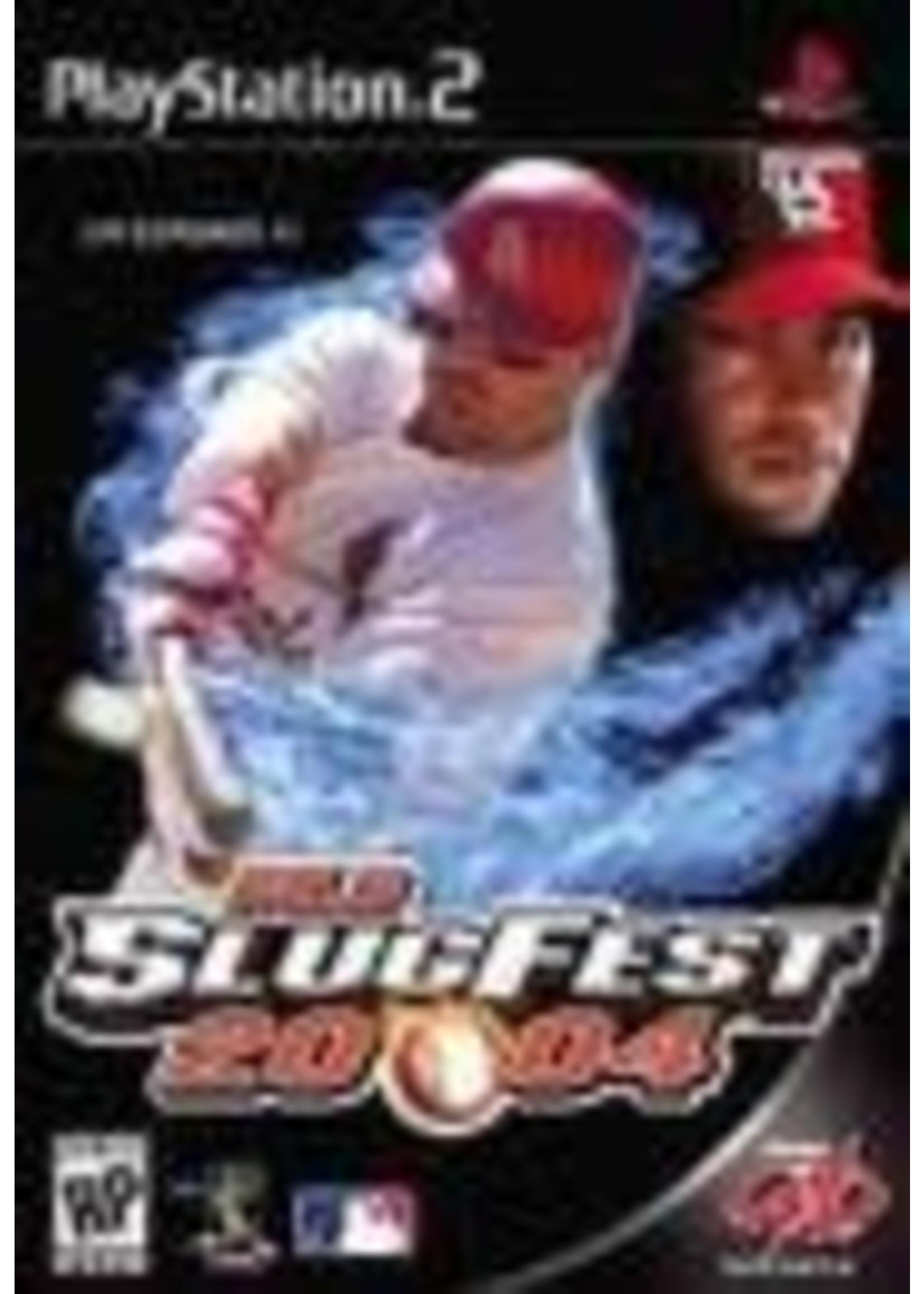 MLB Slugfest 2004 Playstation 2