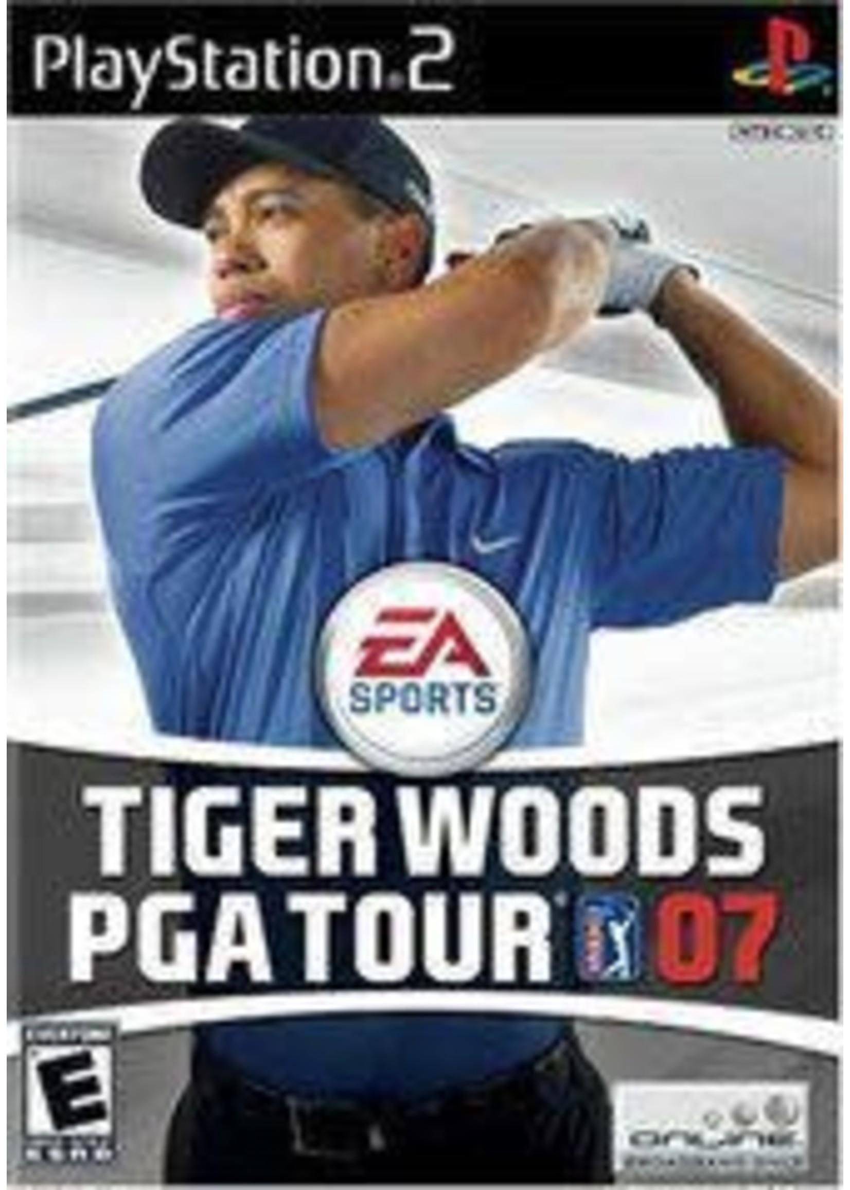 Tiger Woods 2007 Playstation 2