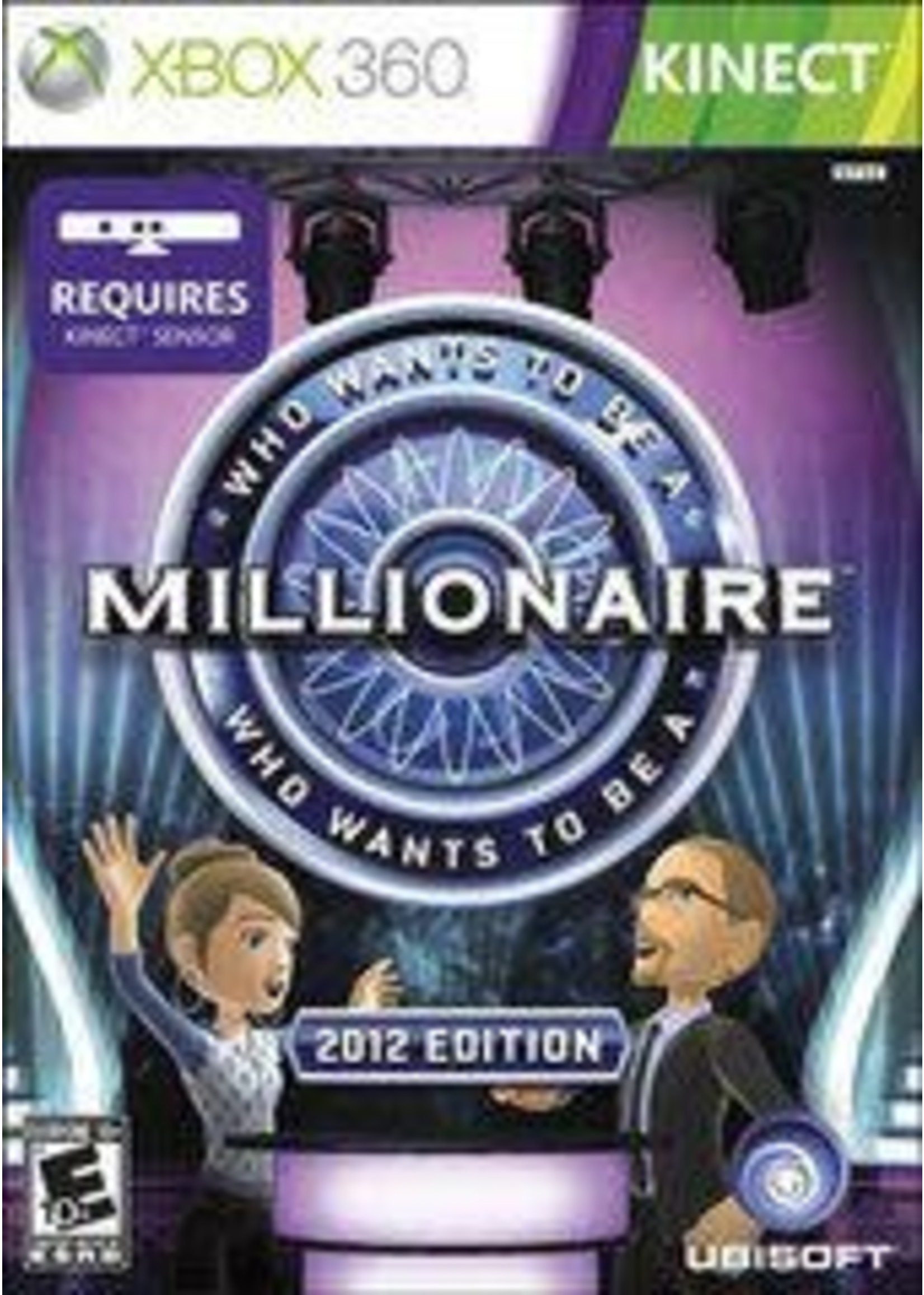 Who Wants To Be A Millionaire Xbox 360