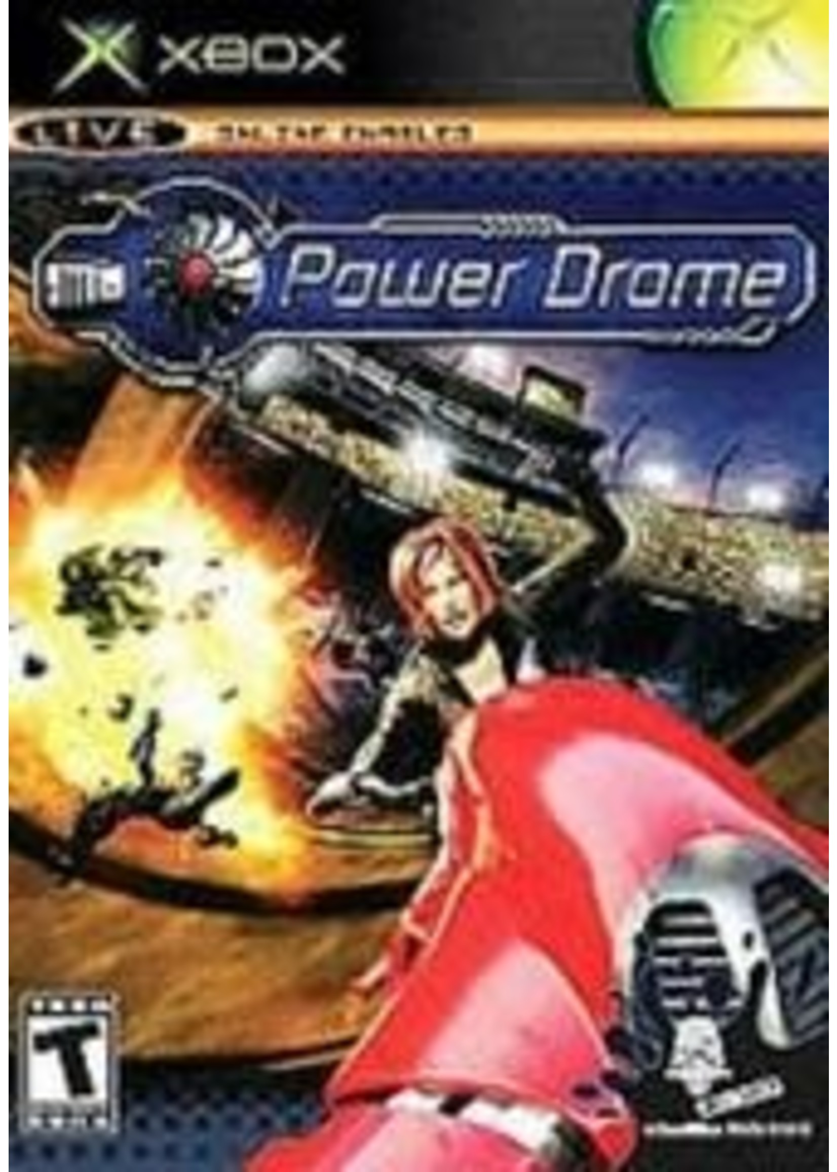 Power Drome Xbox