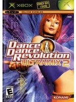 Dance Dance Revolution Ultramix 2 Xbox