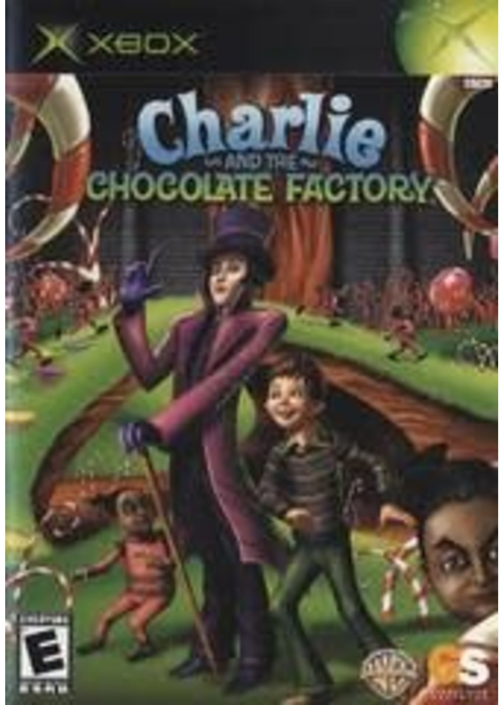 Charlie And The Chocolate Factory Xbox