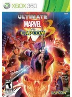 Ultimate Marvel Vs Capcom 3 Xbox 360