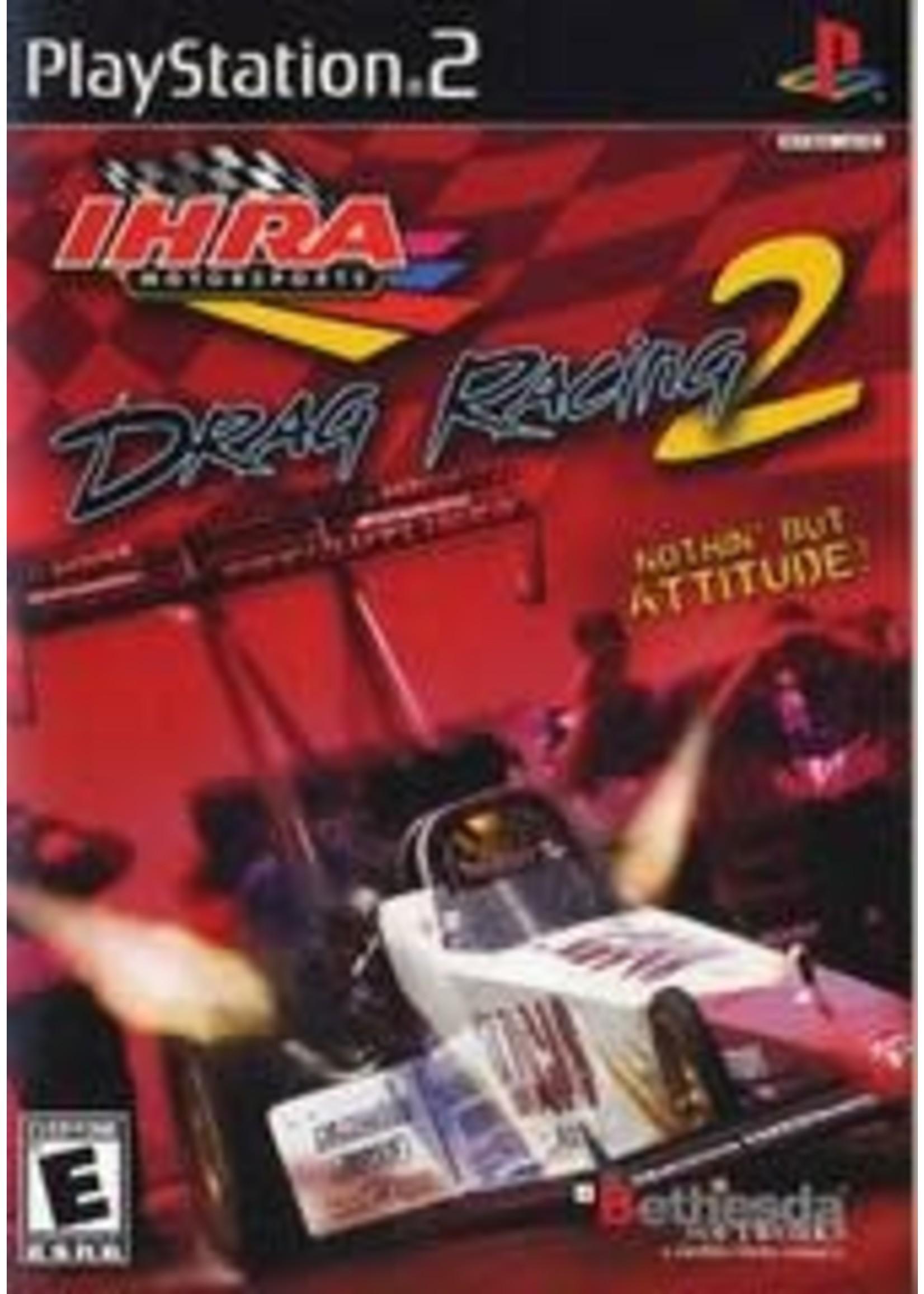 IHRA Drag Racing 2 Playstation 2