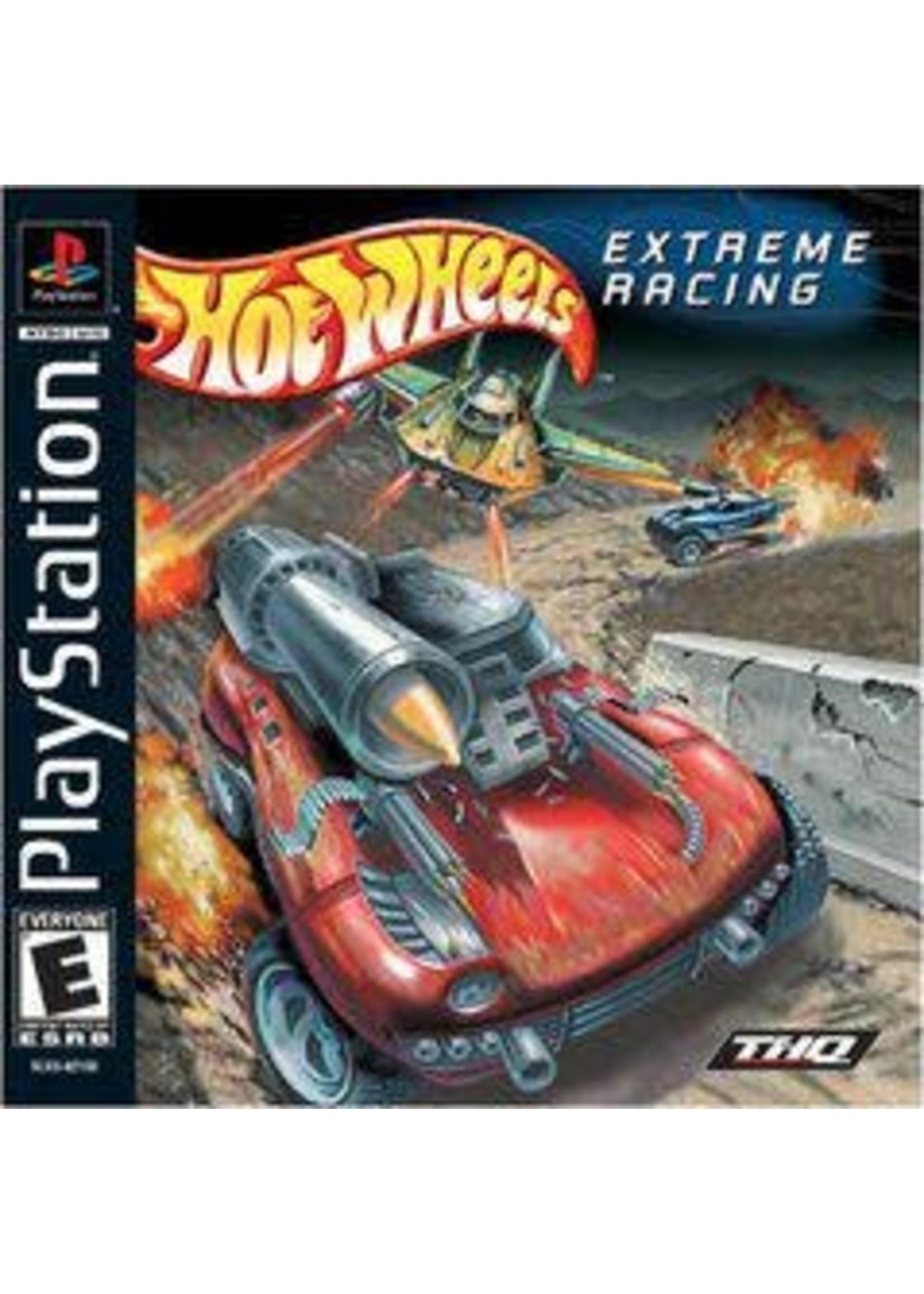 Hot Wheels Extreme Racing Playstation