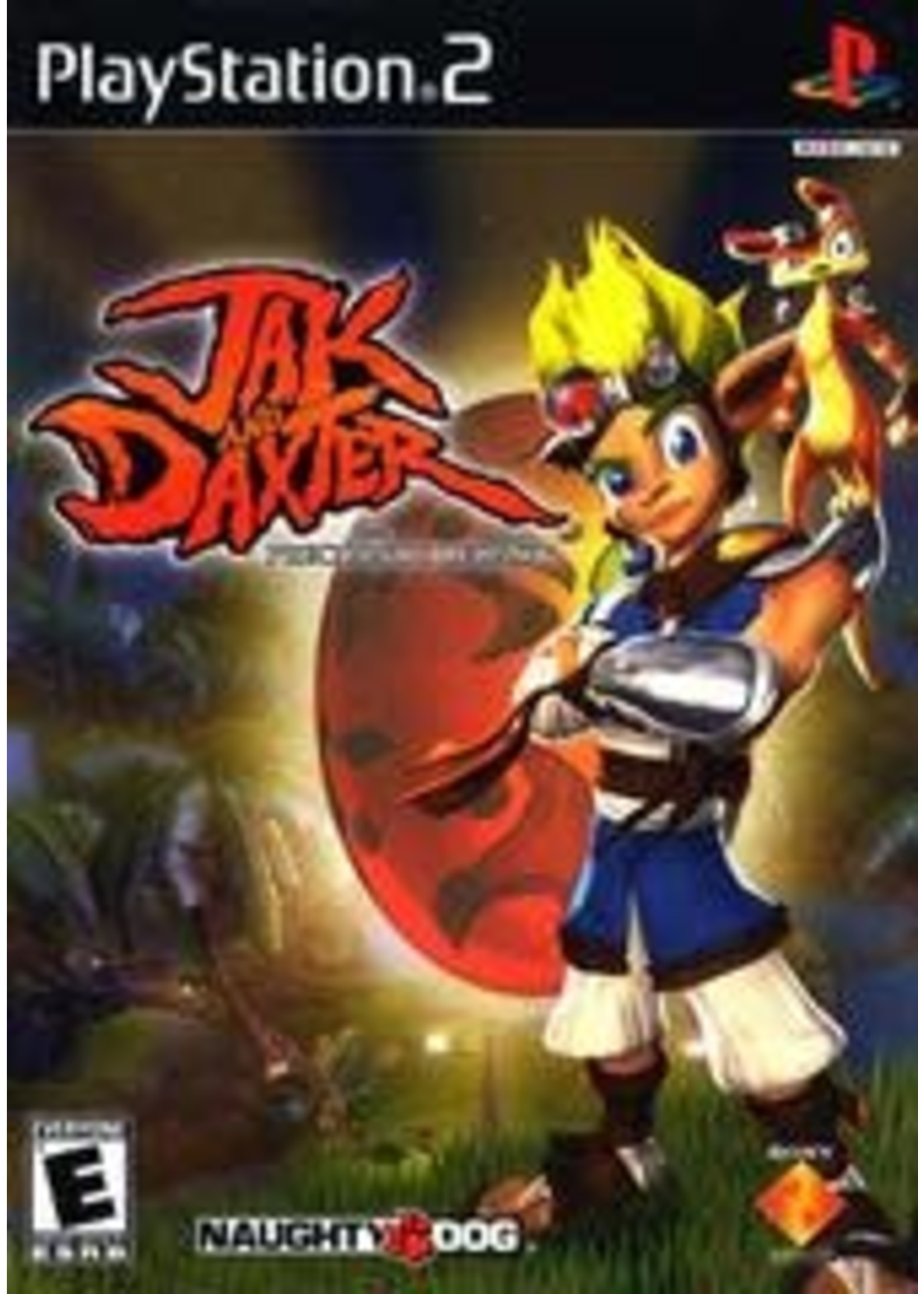 Jak And Daxter The Precursor Legacy Playstation 2