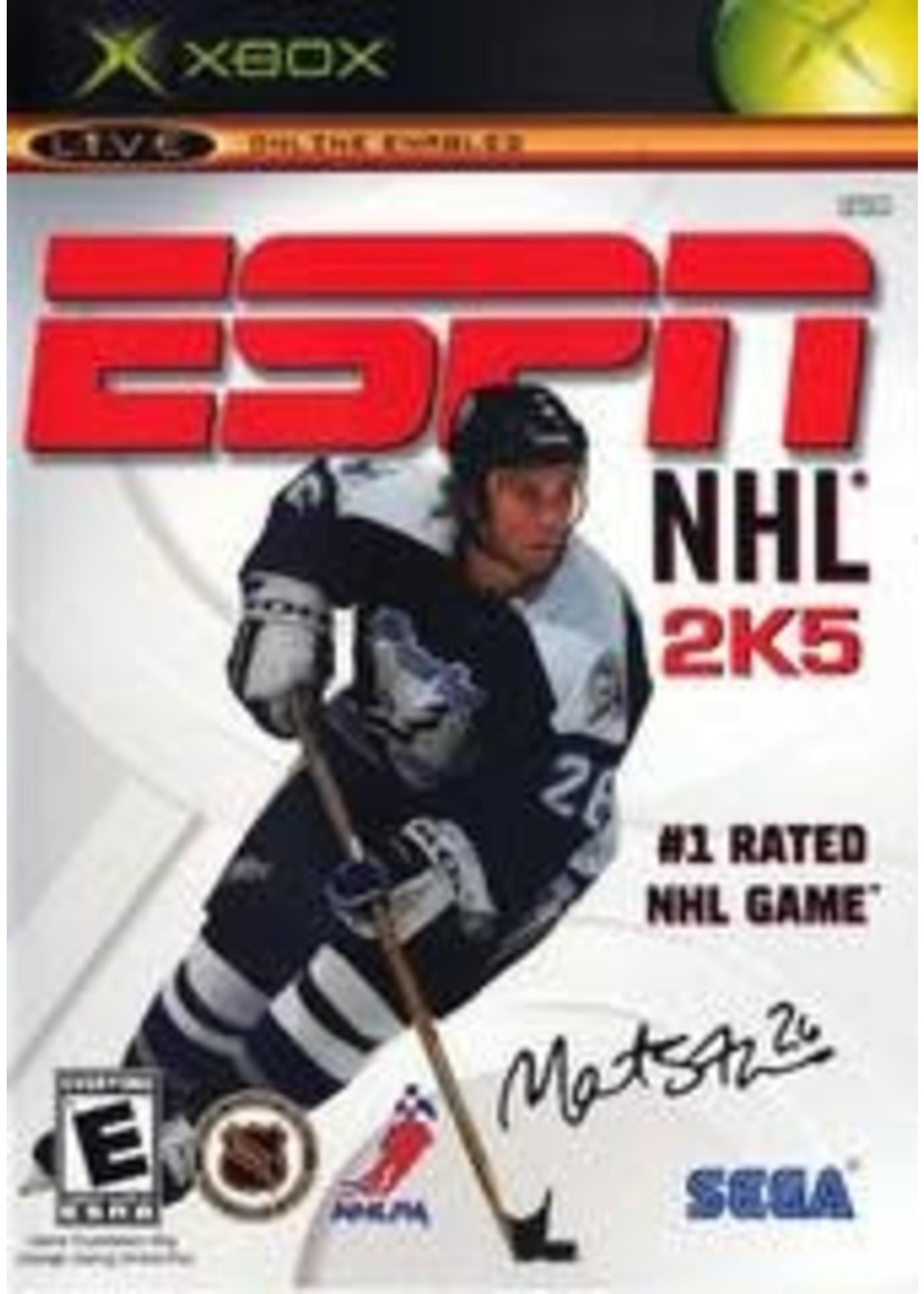 ESPN NHL 2K5 Xbox