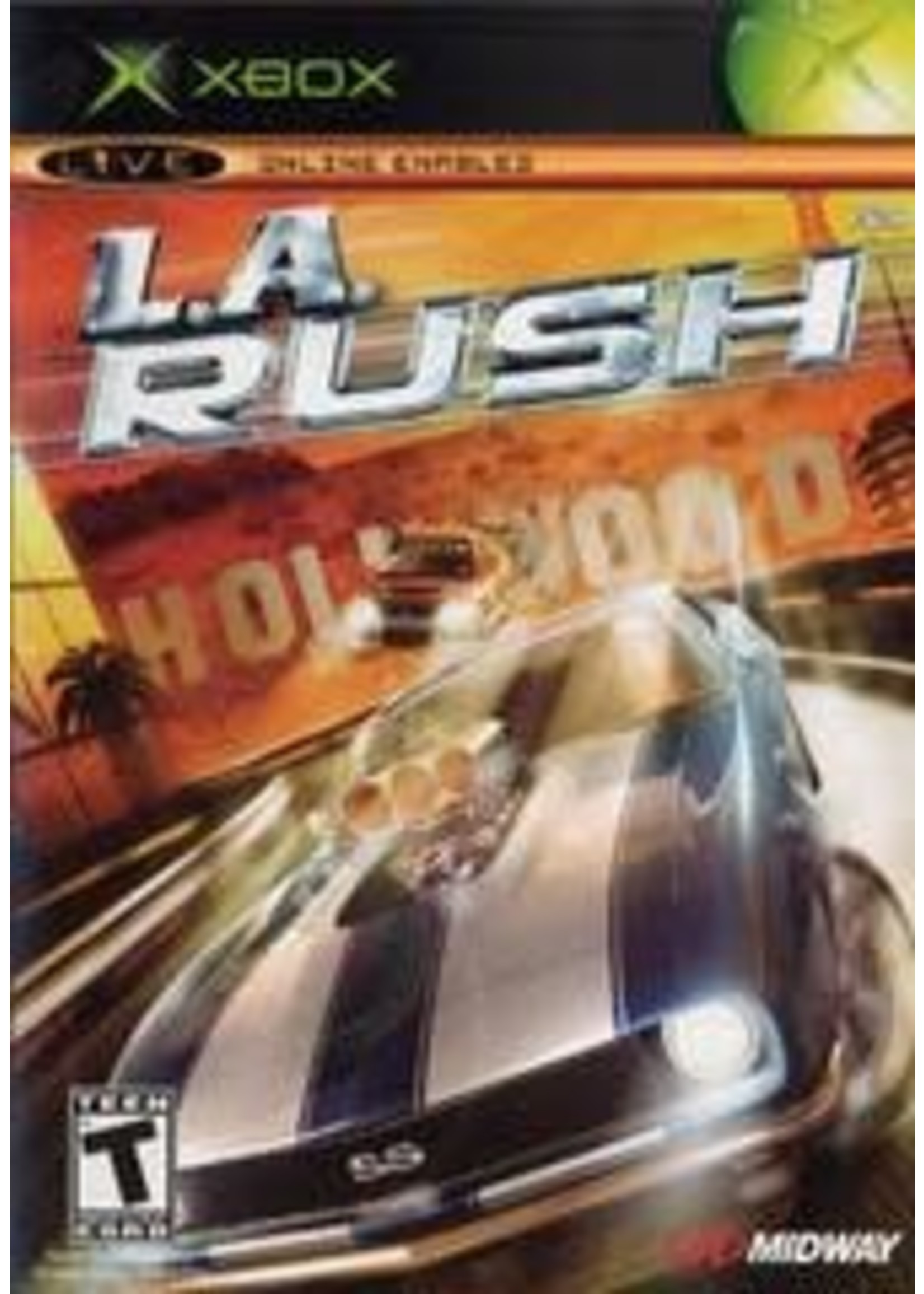LA Rush Xbox