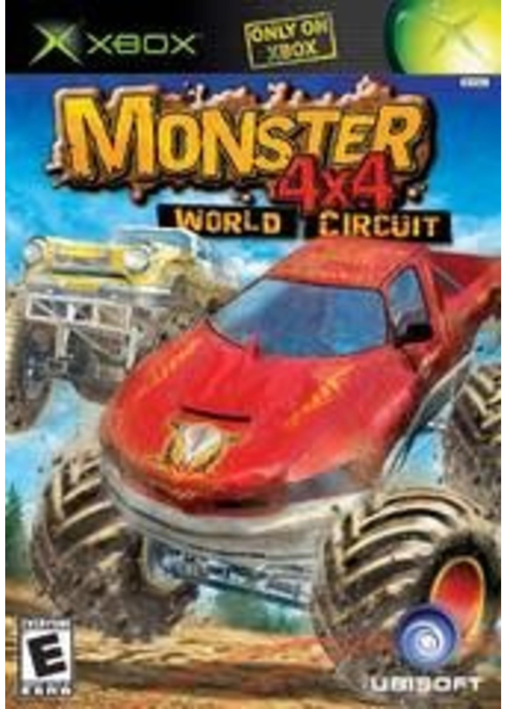 Monster 4X4 World Circuit Xbox