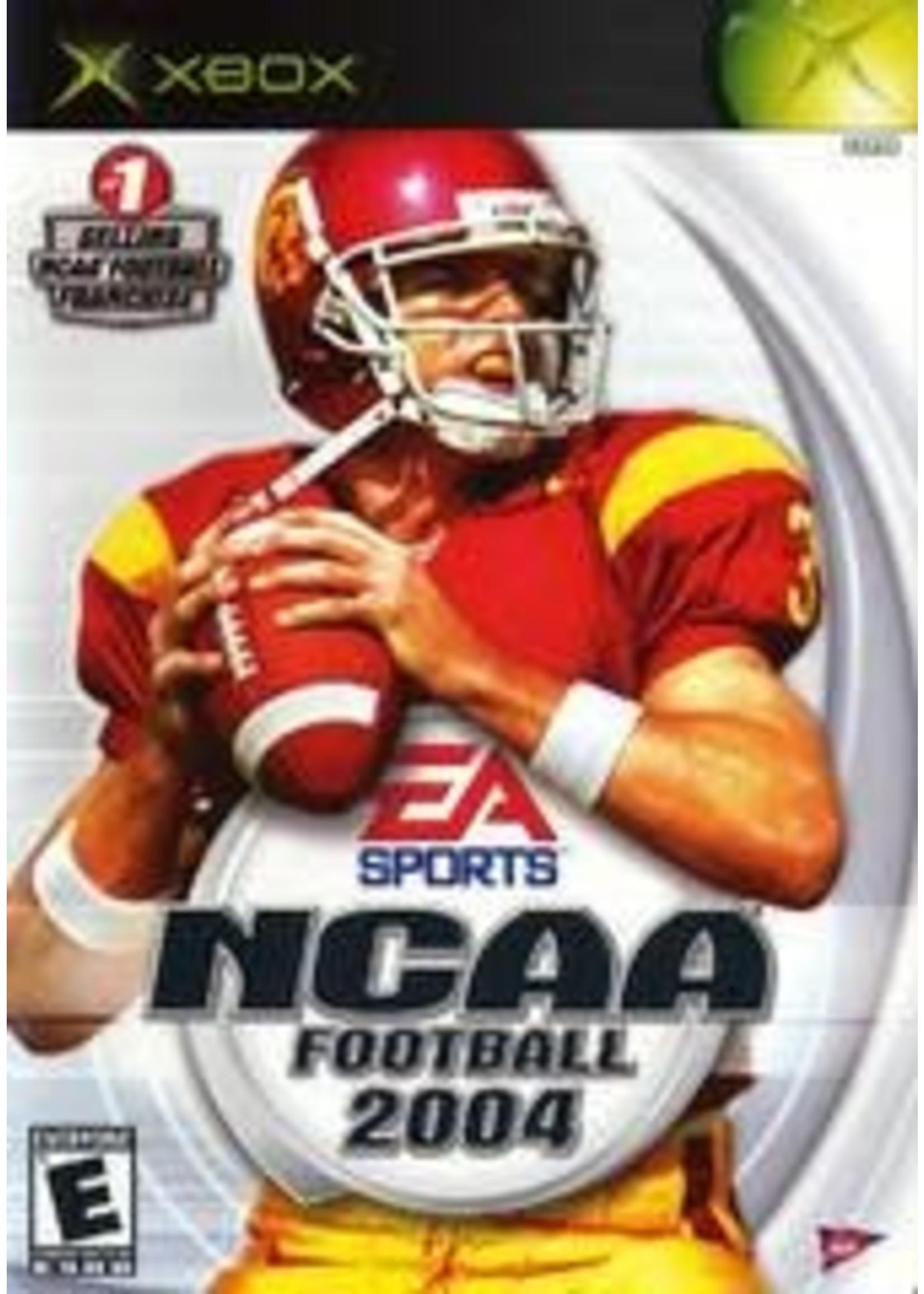 NCAA Football 2004 Xbox