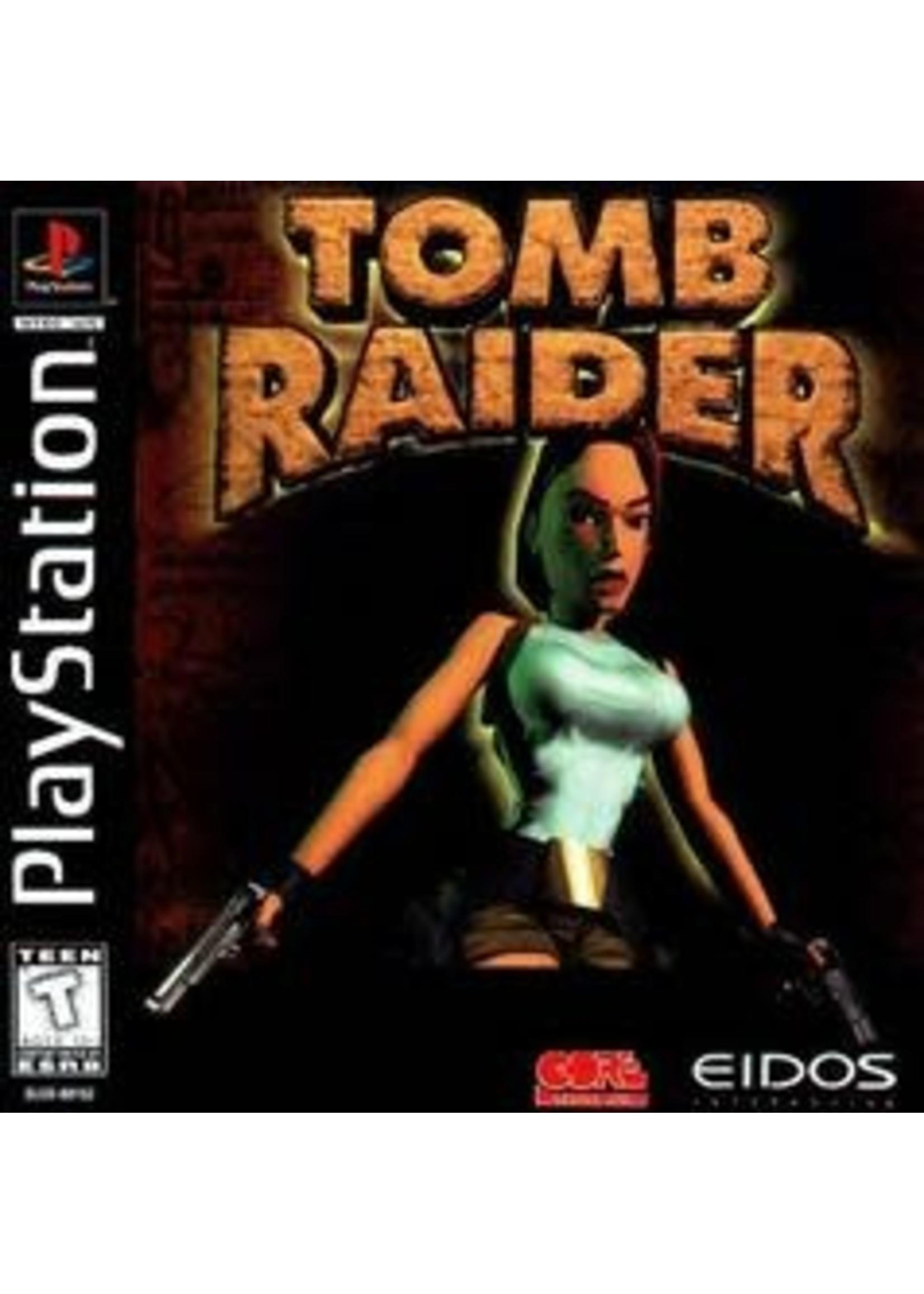 Tomb Raider Playstation