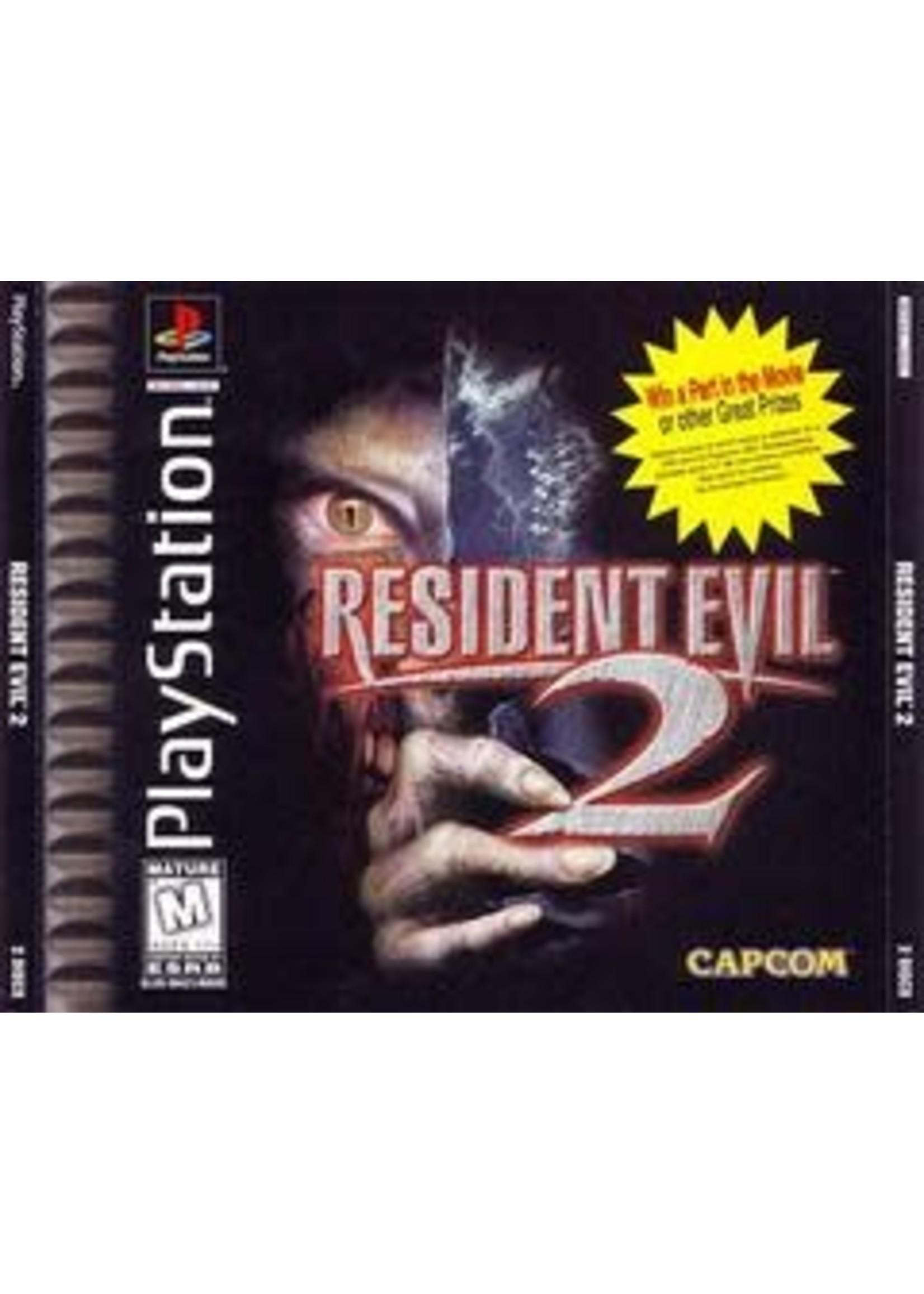 Resident Evil 2 Playstation