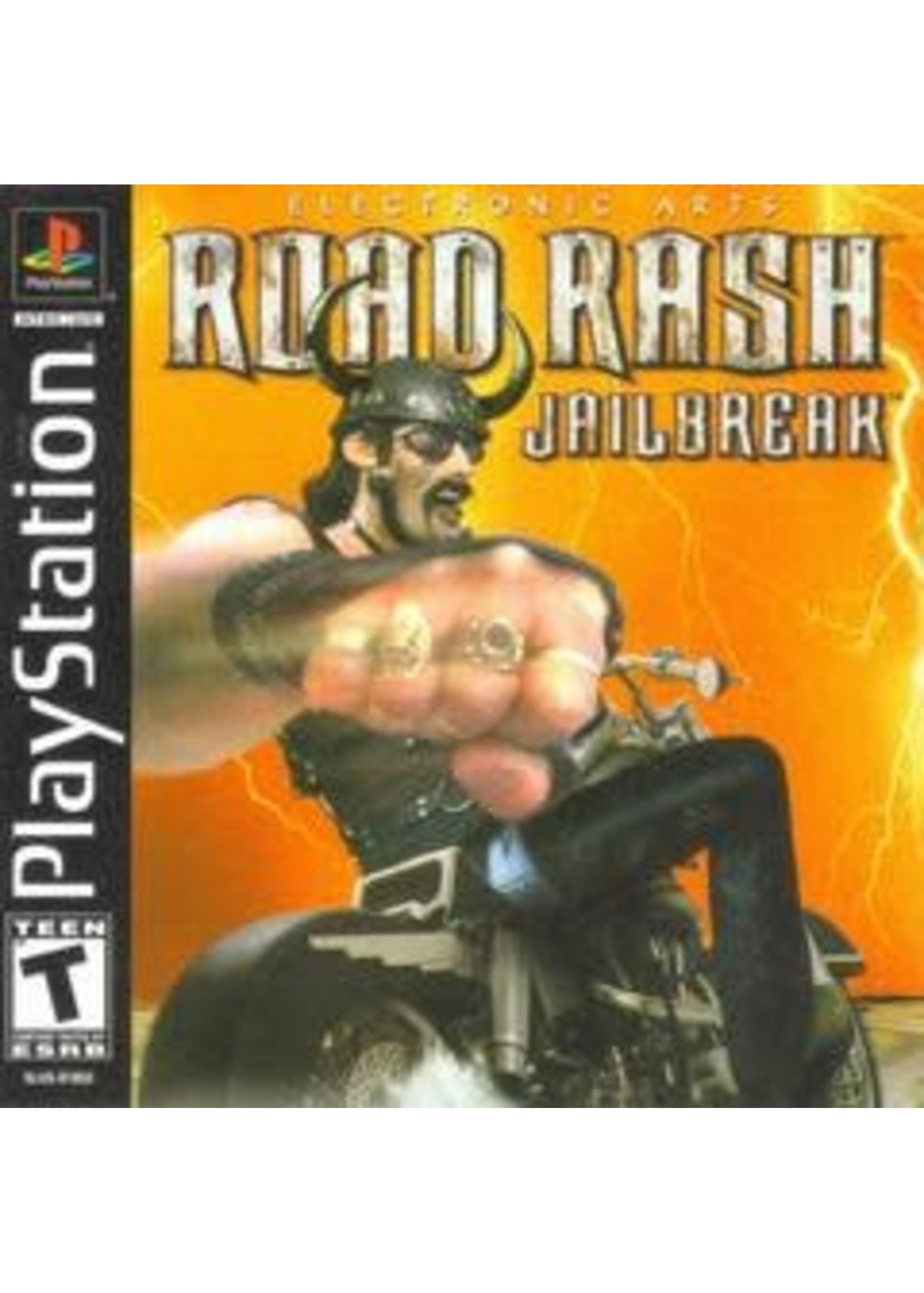Road Rash Jailbreak Playstation
