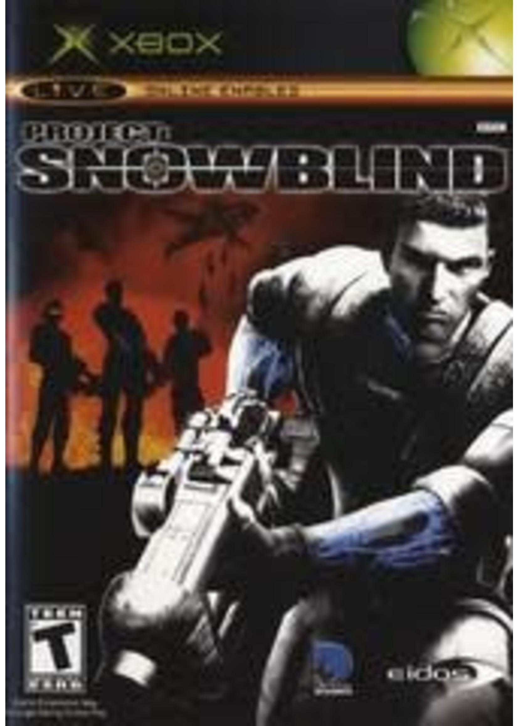 Project Snowblind Xbox