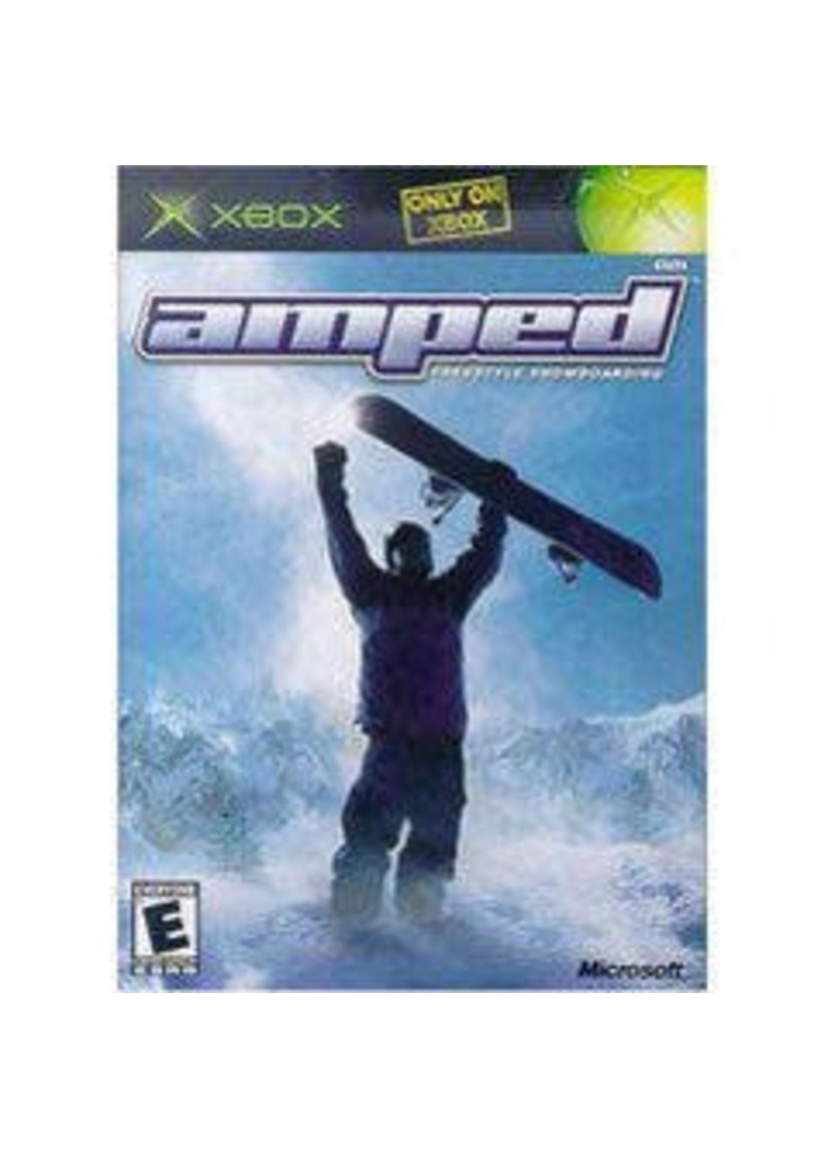 Amped Snowboarding Xbox