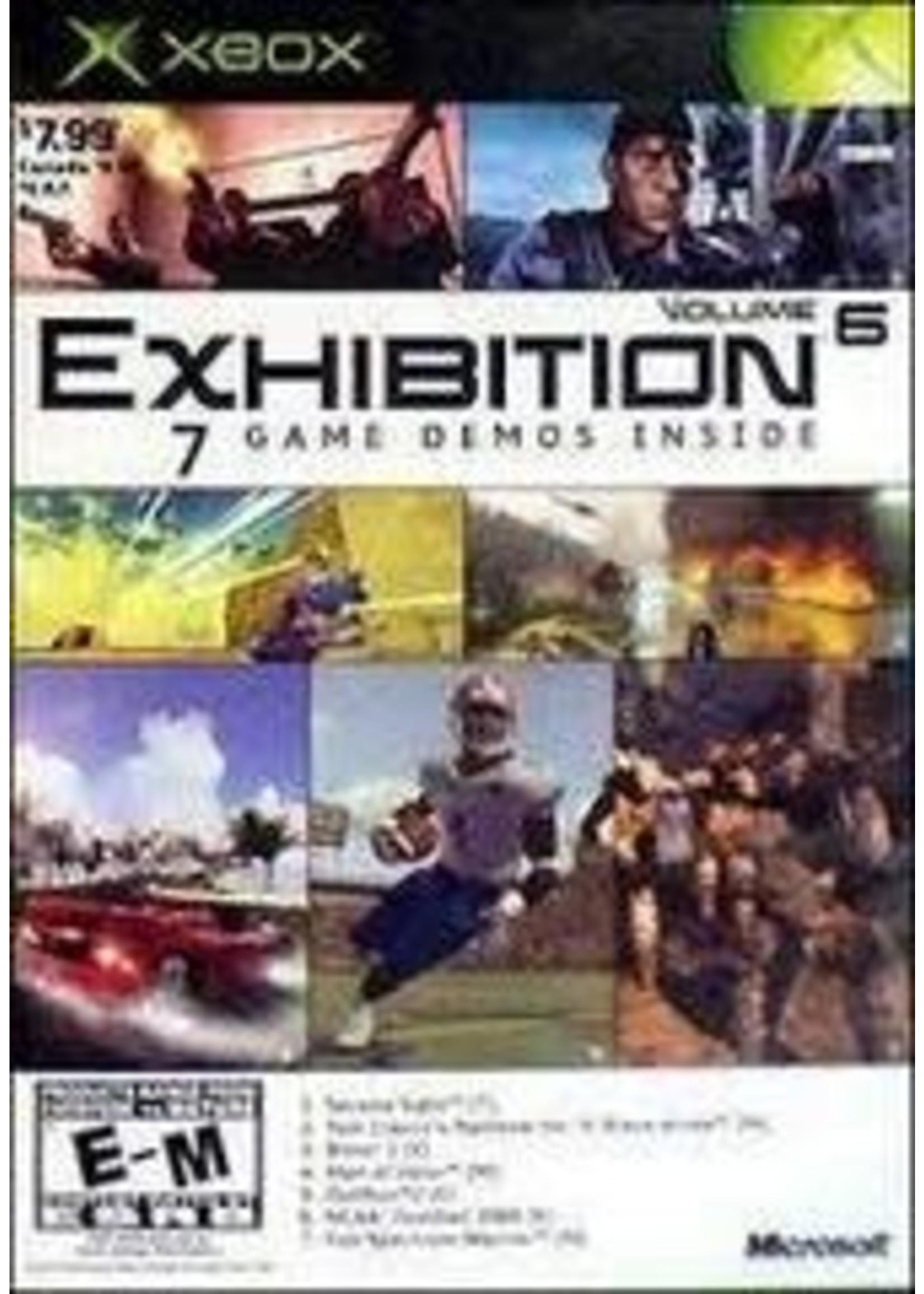 Exhibition Volume 6 Xbox