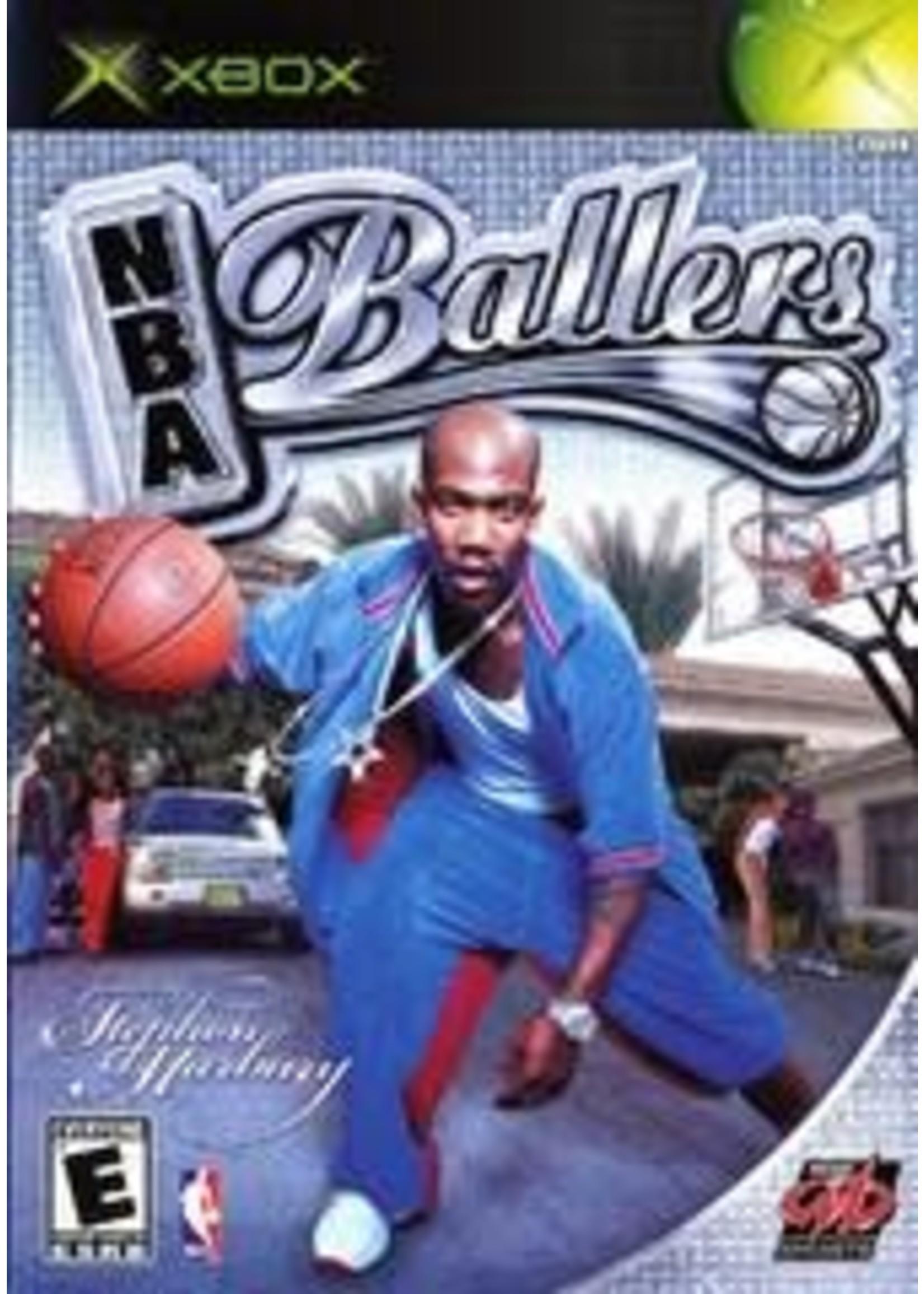 NBA Ballers Xbox
