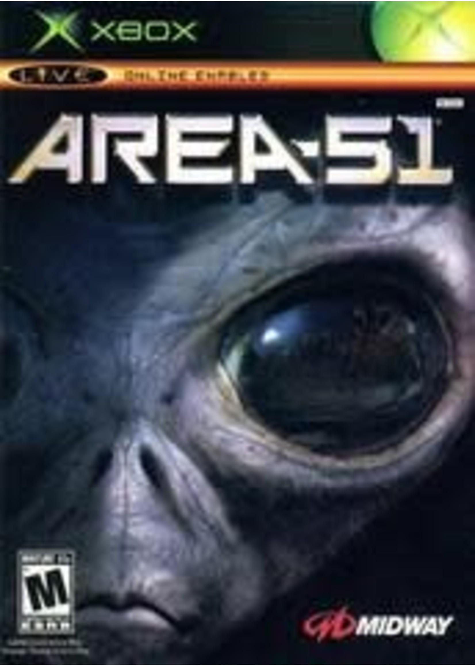 Area 51 Xbox