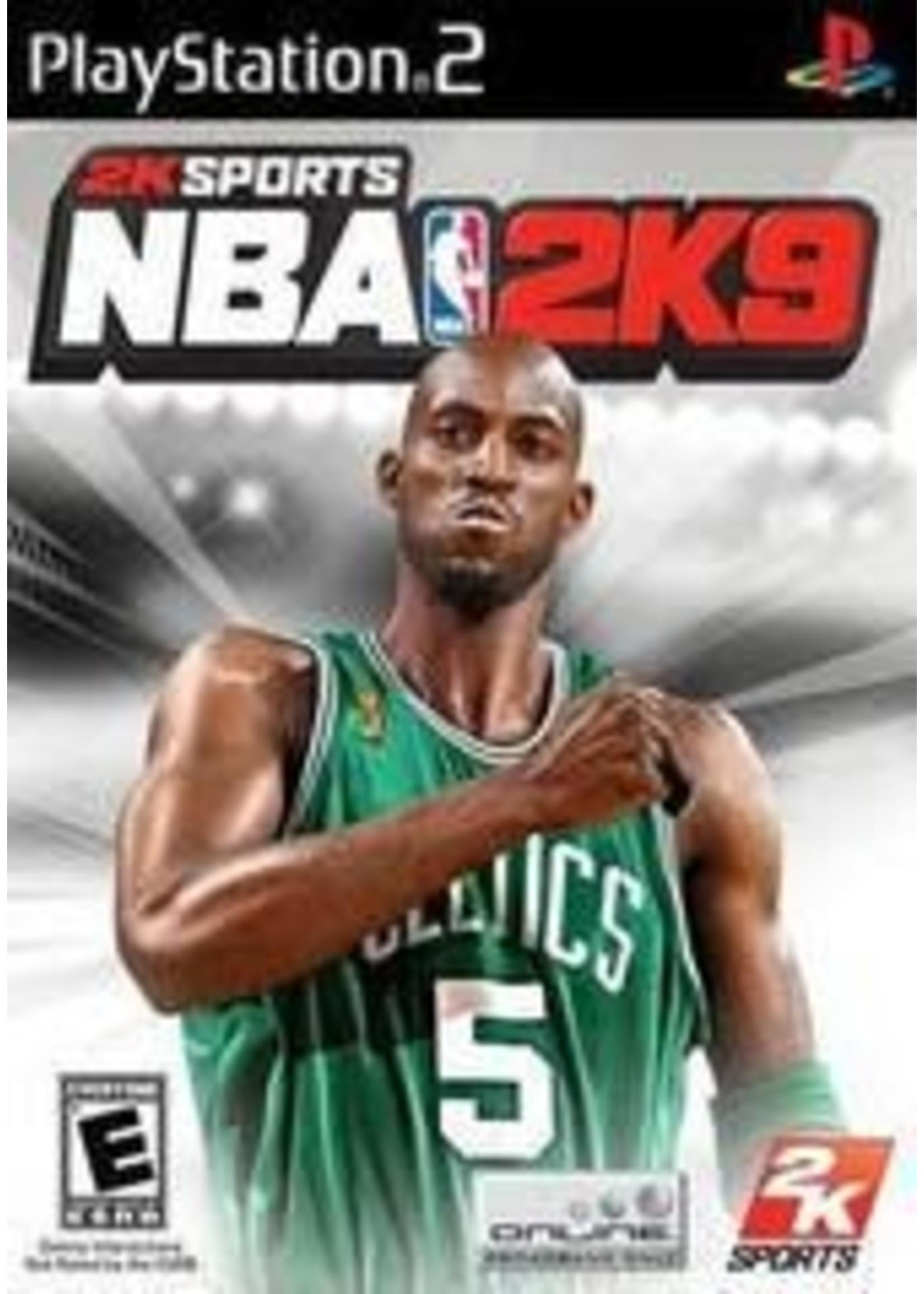 NBA 2K9 Playstation 2