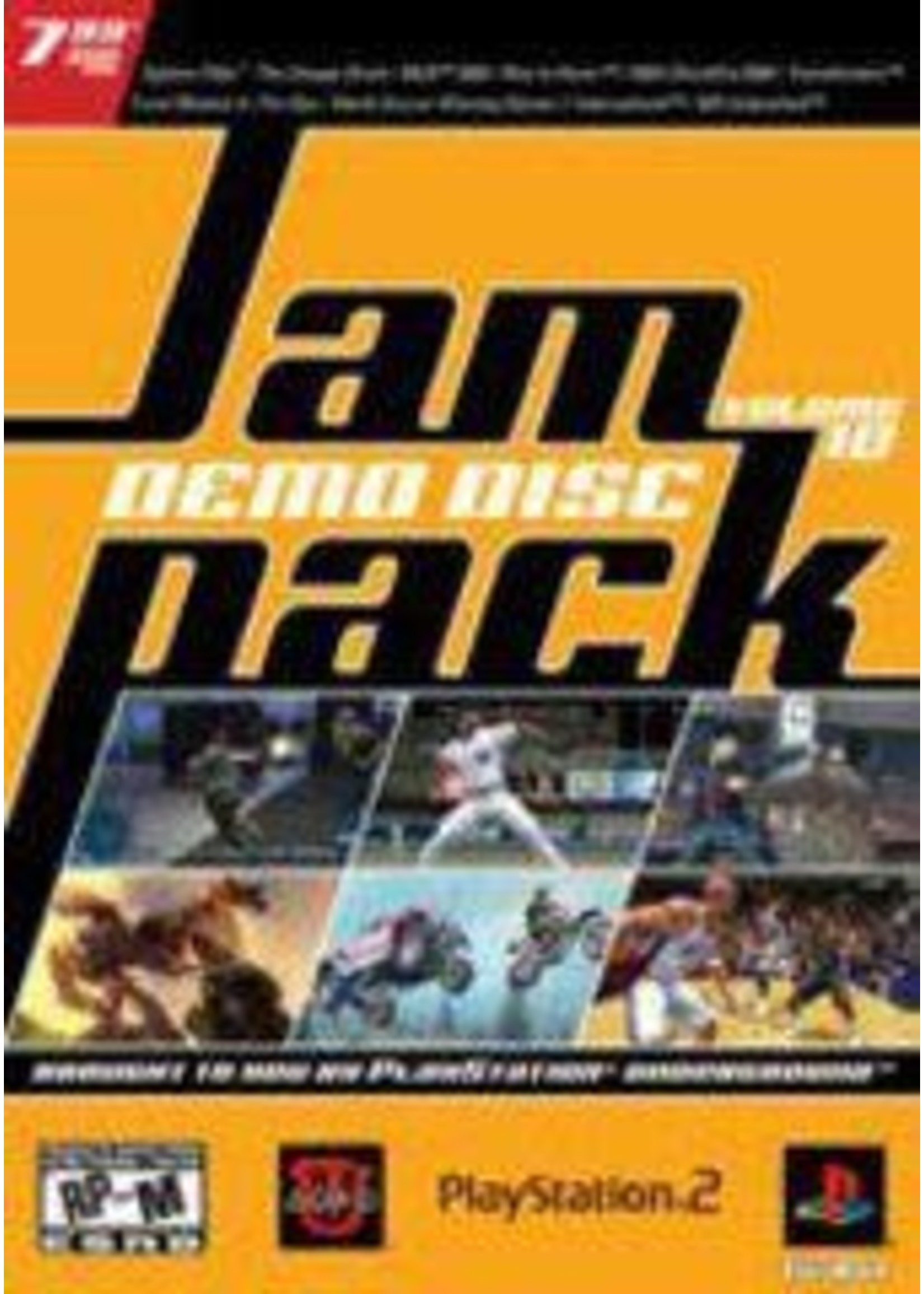 PlayStation Underground Jampack Vol. 10 Playstation 2