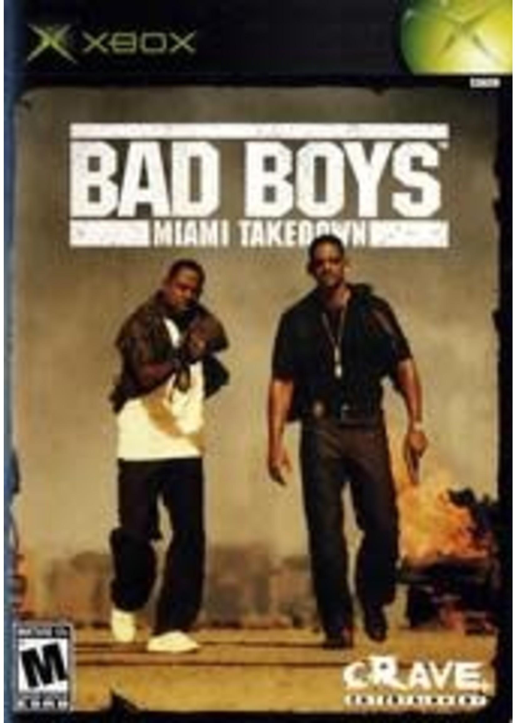 Bad Boys Miami Takedown Xbox