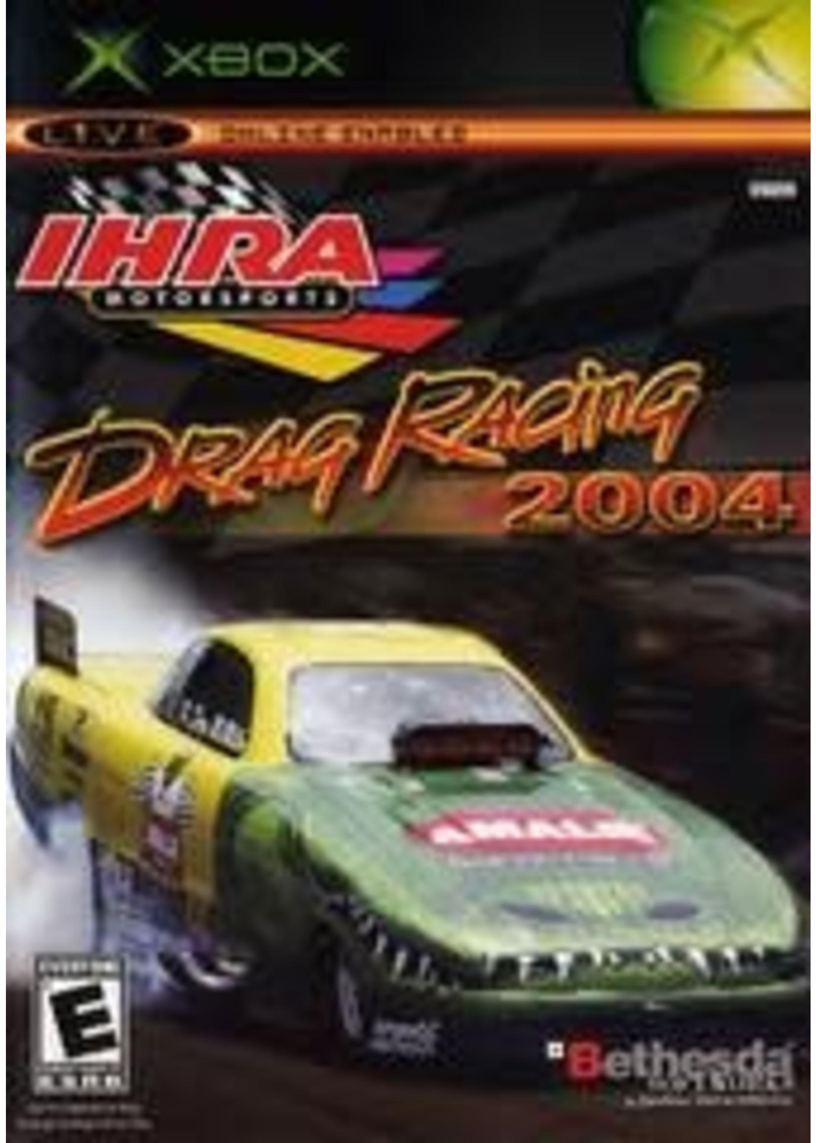 IHRA Drag Racing 2004 Xbox