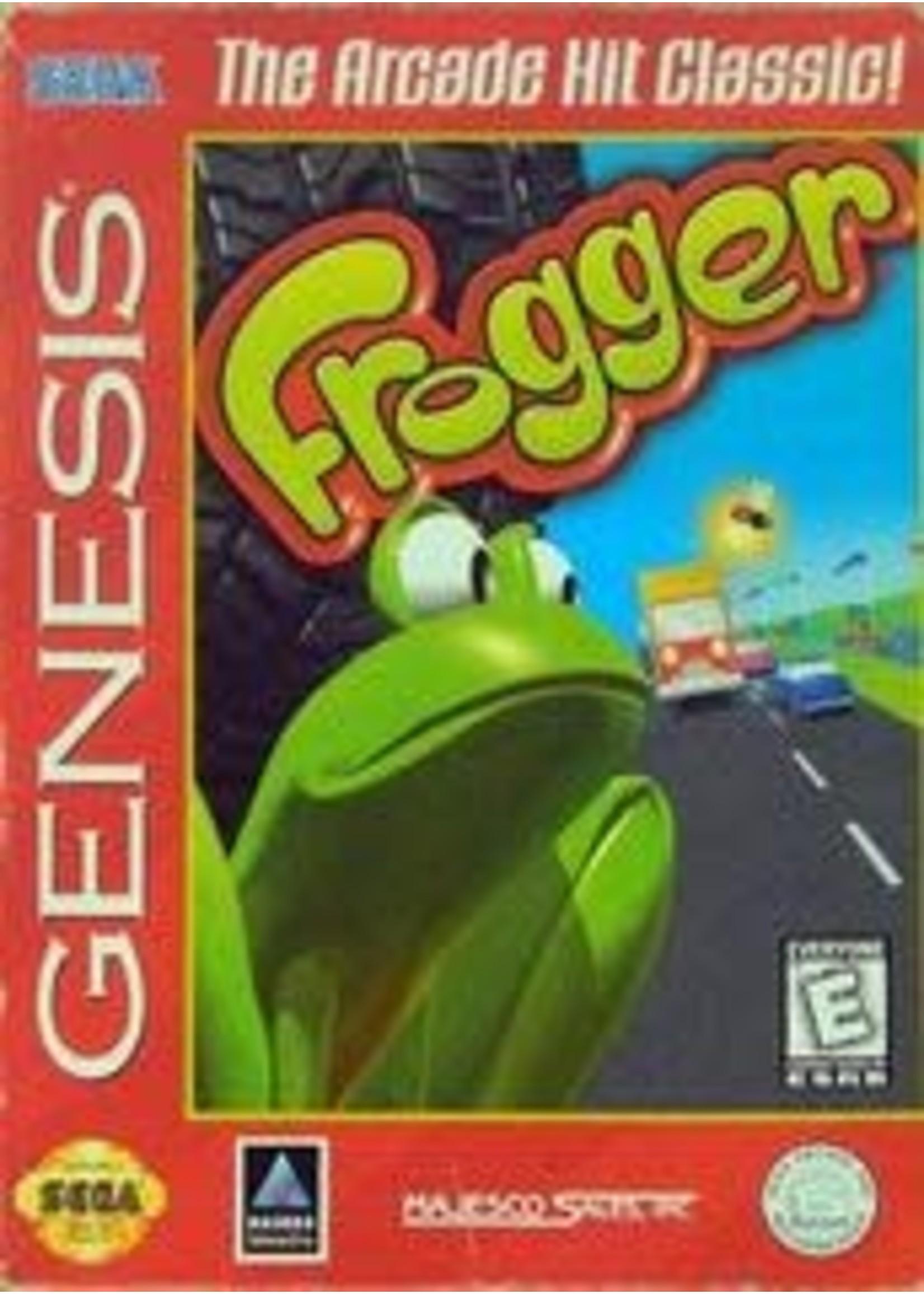 Frogger Sega Genesis