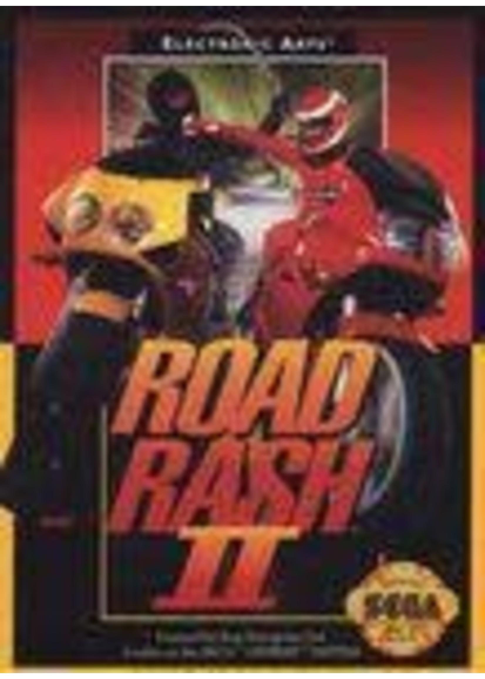 Road Rash II Sega Genesis